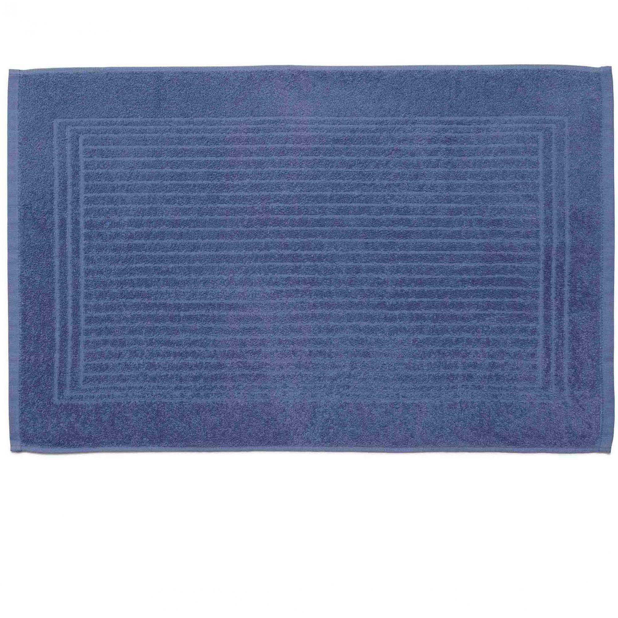 Piso cedro santista azul royal 100% algodao