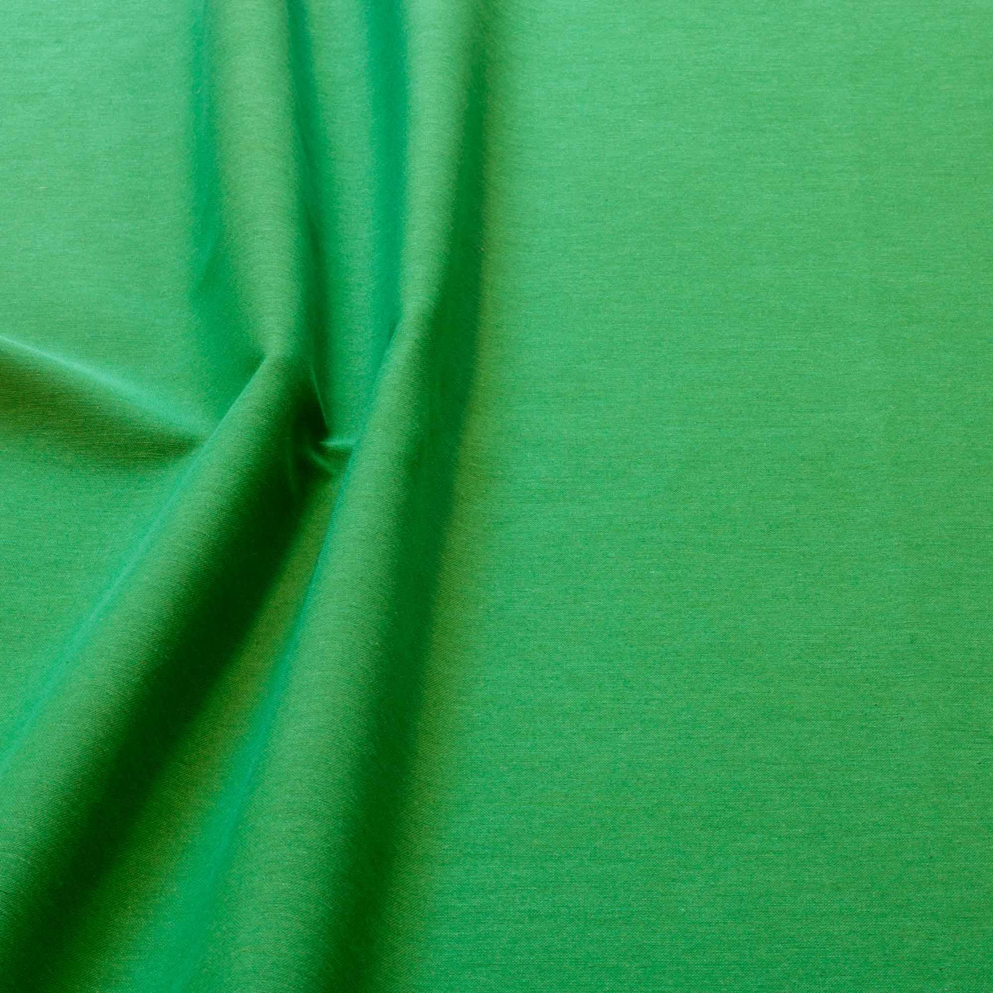 Tecido Alpaca para Forro 1,40 Mt Largura Verde Bandeira
