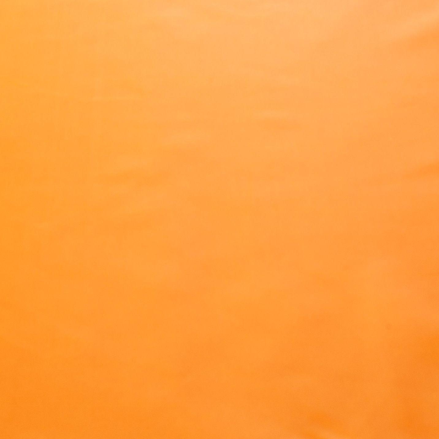 Tecido Bember 100% Poliester 1,50 Mt Largura Abobora Neon