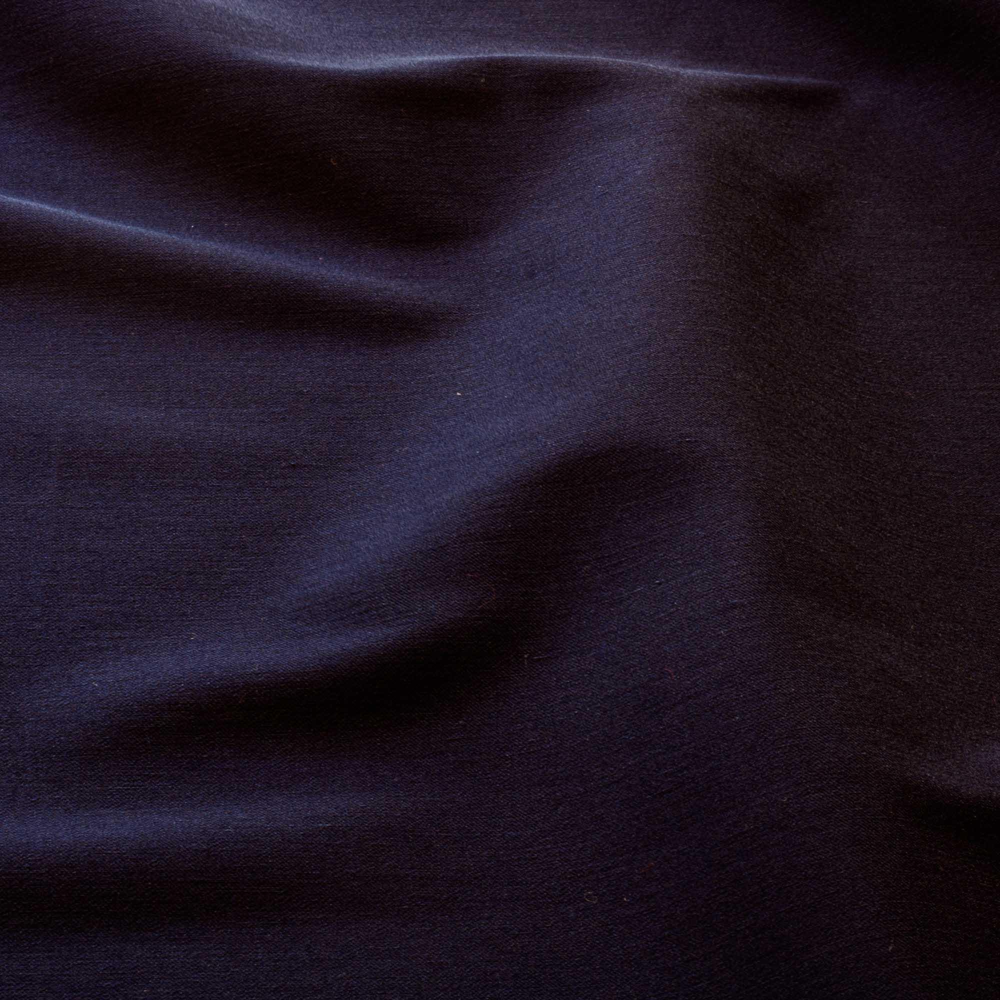 Tecido Bengaline Azul Marinho Liso 1,45 Mt Largura