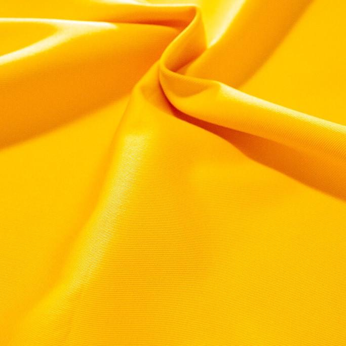 Tecido Brim 100% Algodao 1,60 Mt Largura Amarelo Ouro