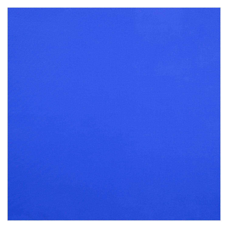 Tecido Brim 100% Algodao 1,60 Mt Largura Azul Royal