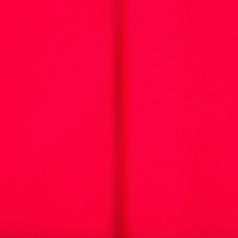 Tecido Brim Vermelho 100% Algodao 1,60 m Largura