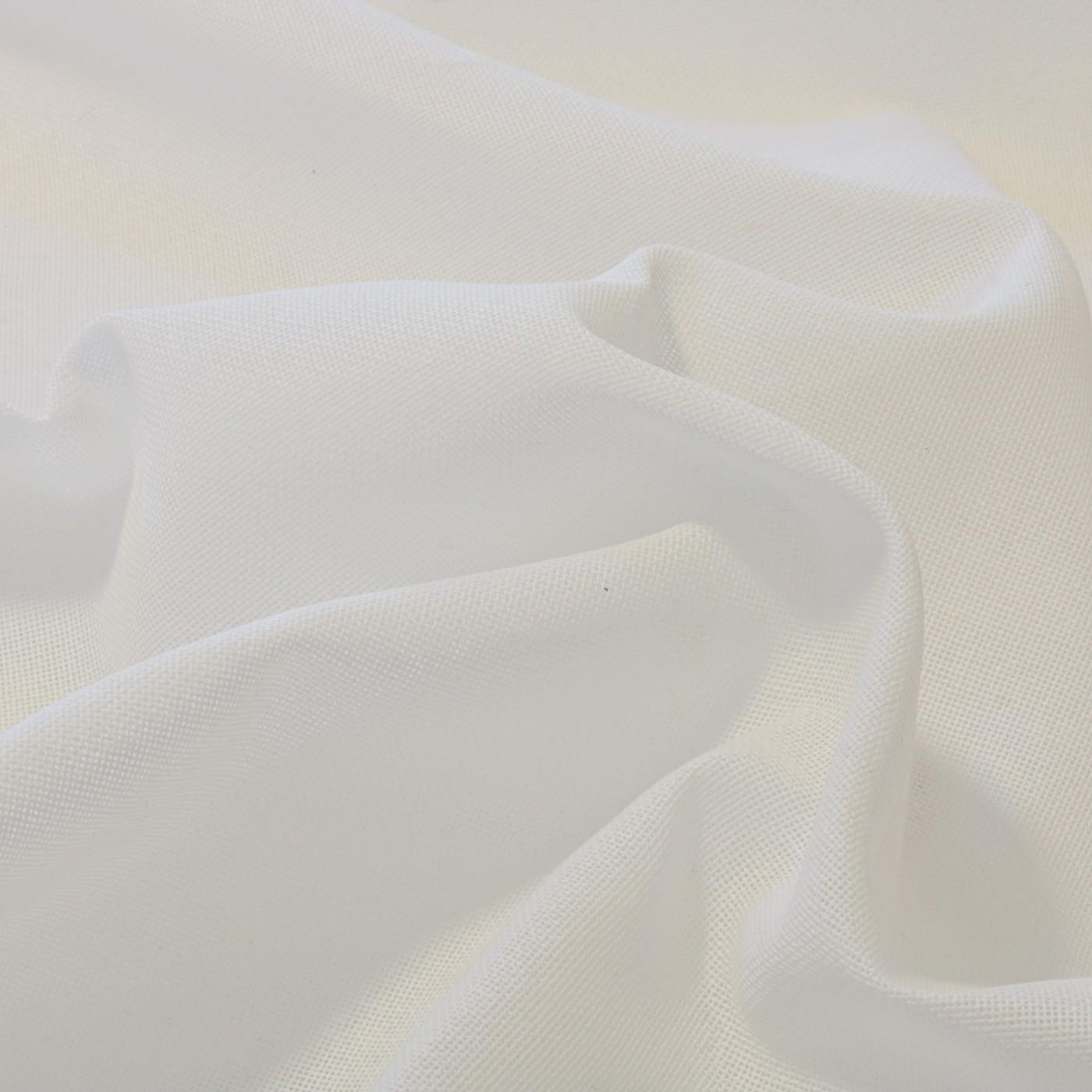 Tecido Canhamo Fino Dohler 100% Algodao Branco
