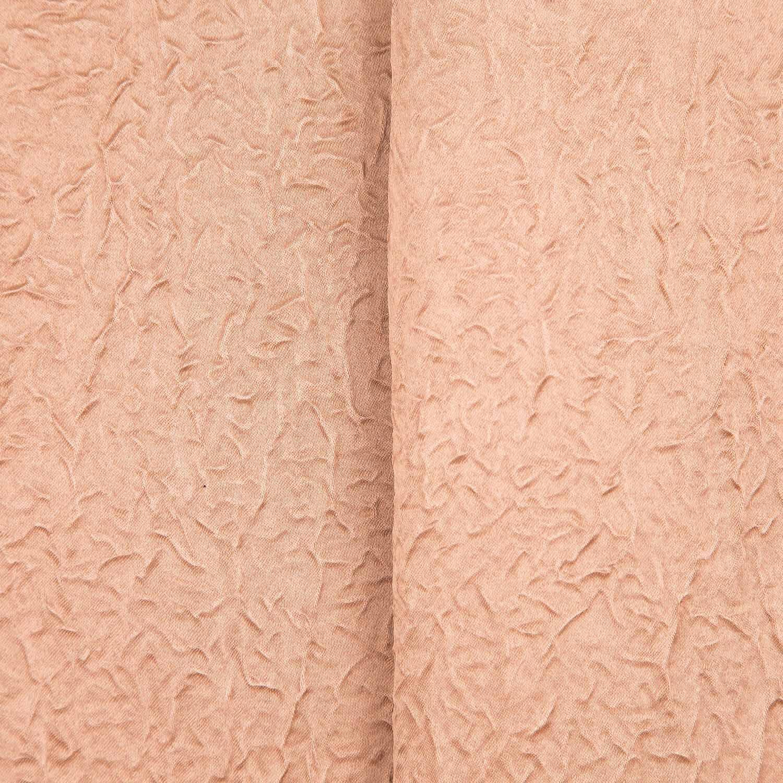 Tecido Cetim Amassado Dourado 100% Poliester 3 m Largura