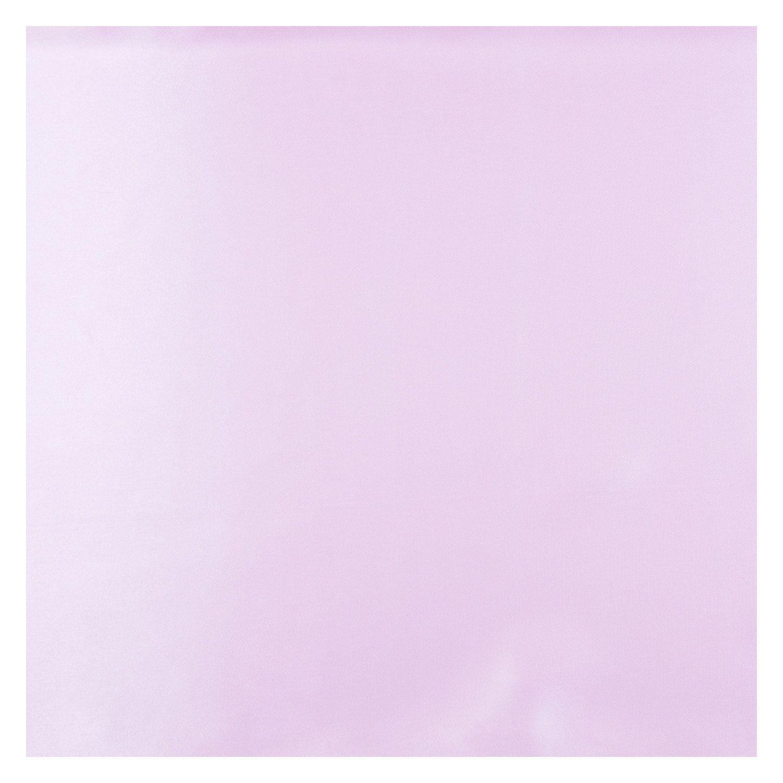 Tecido Cetim de Seda Charmeuse 1,50 Mt Largura Rosa Bebê