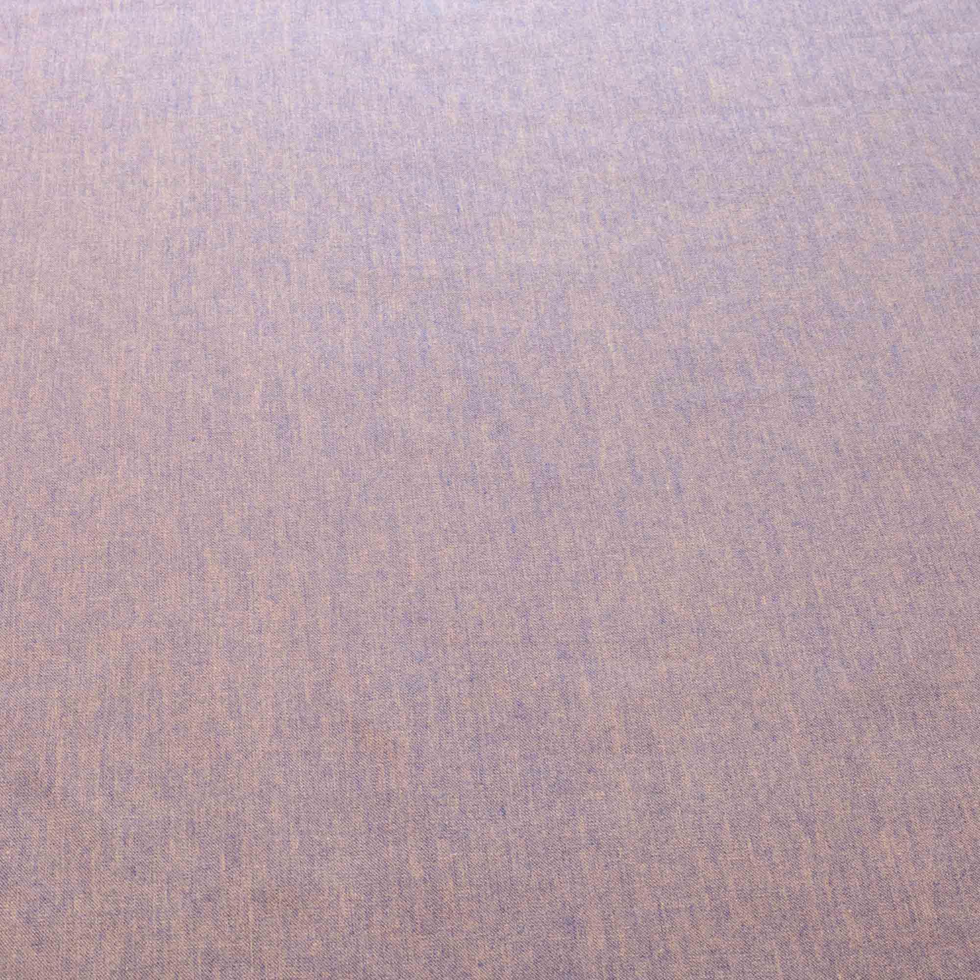 Tecido Chambray Jeans Leve Azul Claro 100% Algodão 1,40 m Largura