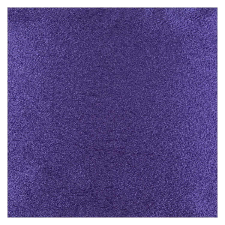 Tecido Crepe Kiwi Azul Carbono 100% Poliester 1,40 m Largura