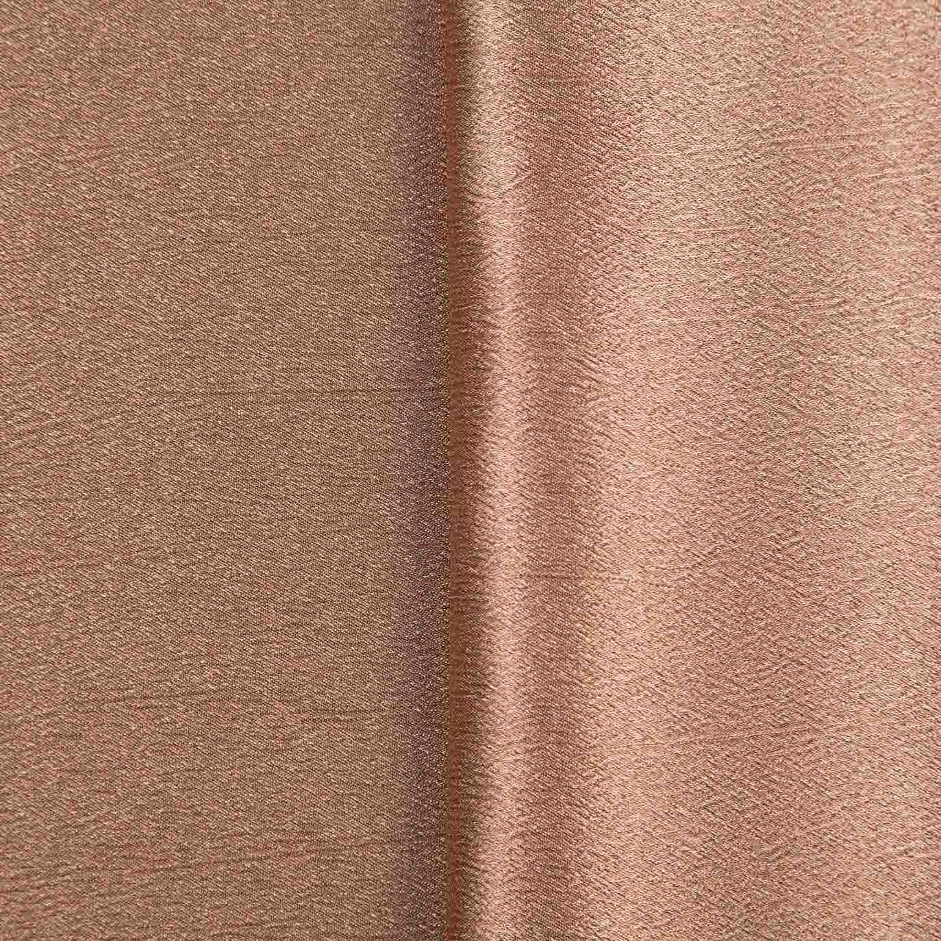 Tecido Crepe Kiwi Dourado 100% Poliester 1,40 m Largura