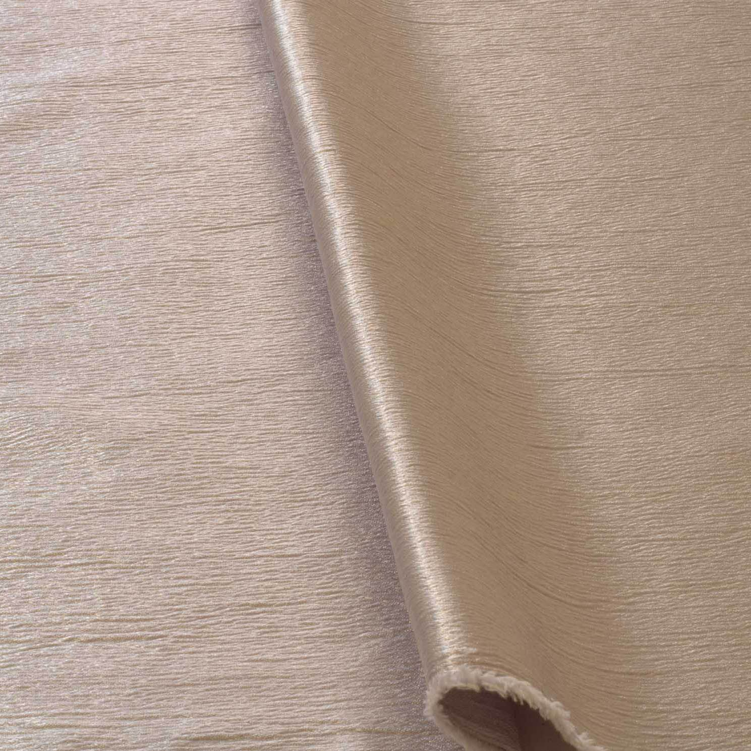 Tecido Crepe Kiwi Prata 100% Poliester 1,40 m Largura