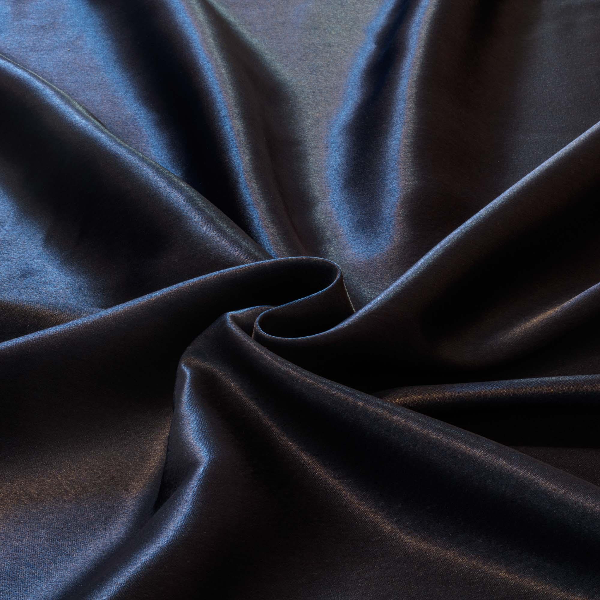 Tecido Crepe Patu Azul Marinho 100% Poliester 1,40 m Largura