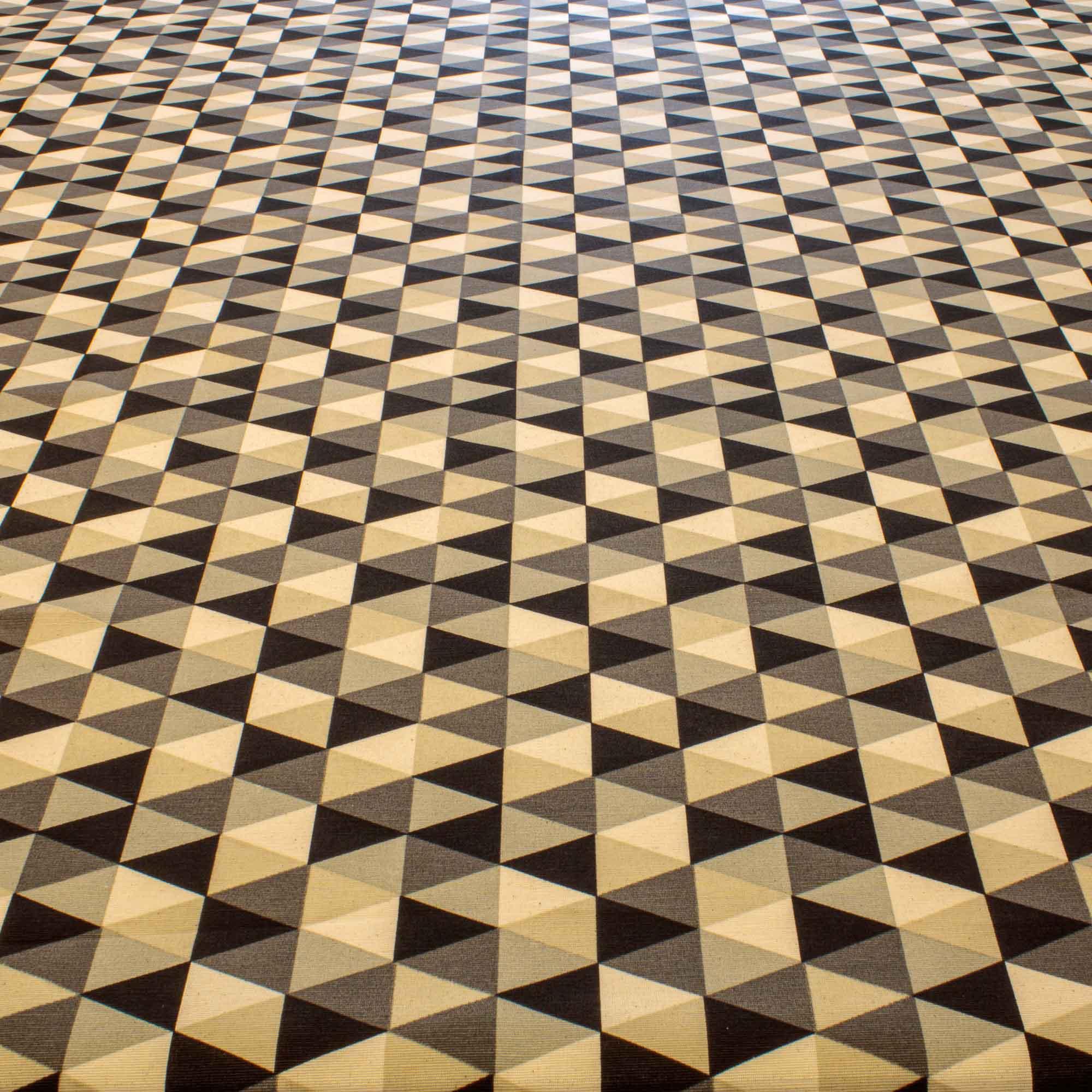 Tecido Decoração Estampado Geometrico 1,40 Mt Largura