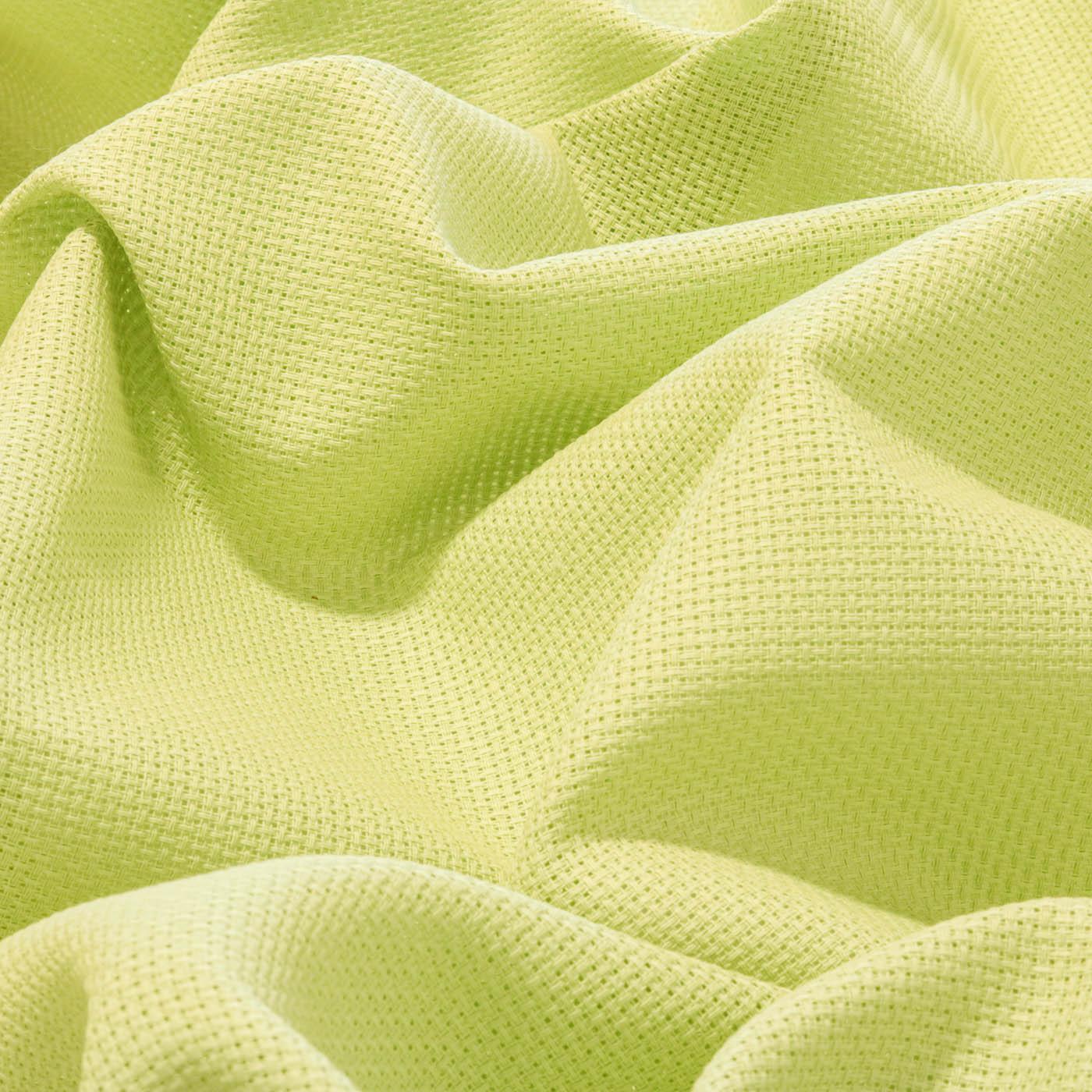 Tecido Etamine 100% Algodão 1,40 m Largura Verde Claro