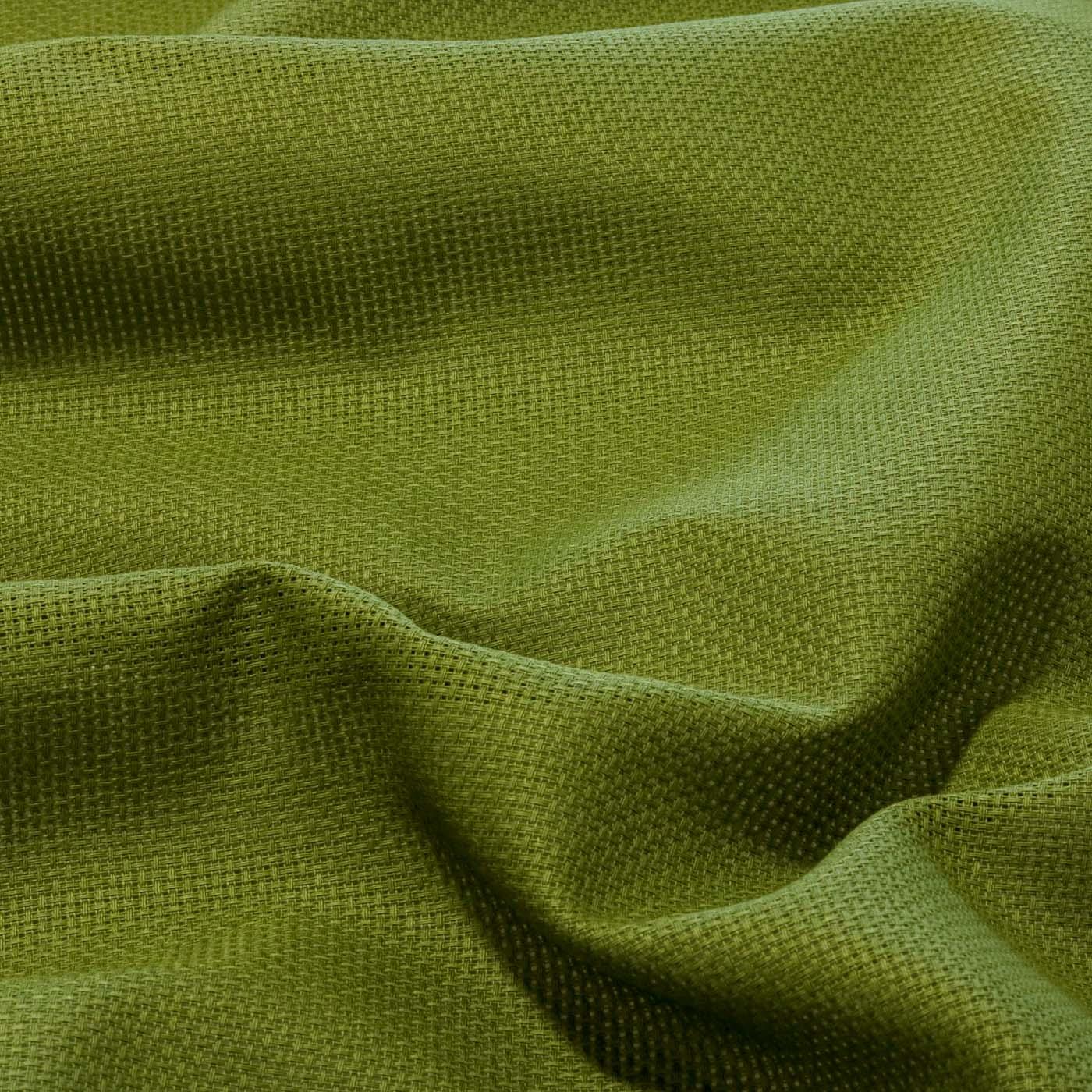 Tecido Etamine 100% Algodão 1,40 m Largura Verde Musgo