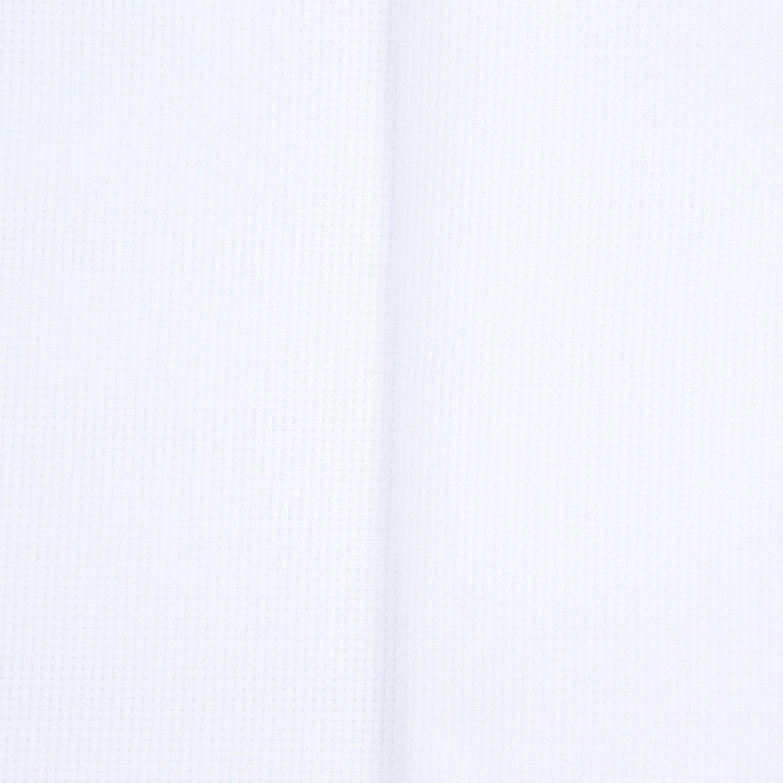 Tecido Etamine Branco 100% Algodão para bordar 1,40 m Largura