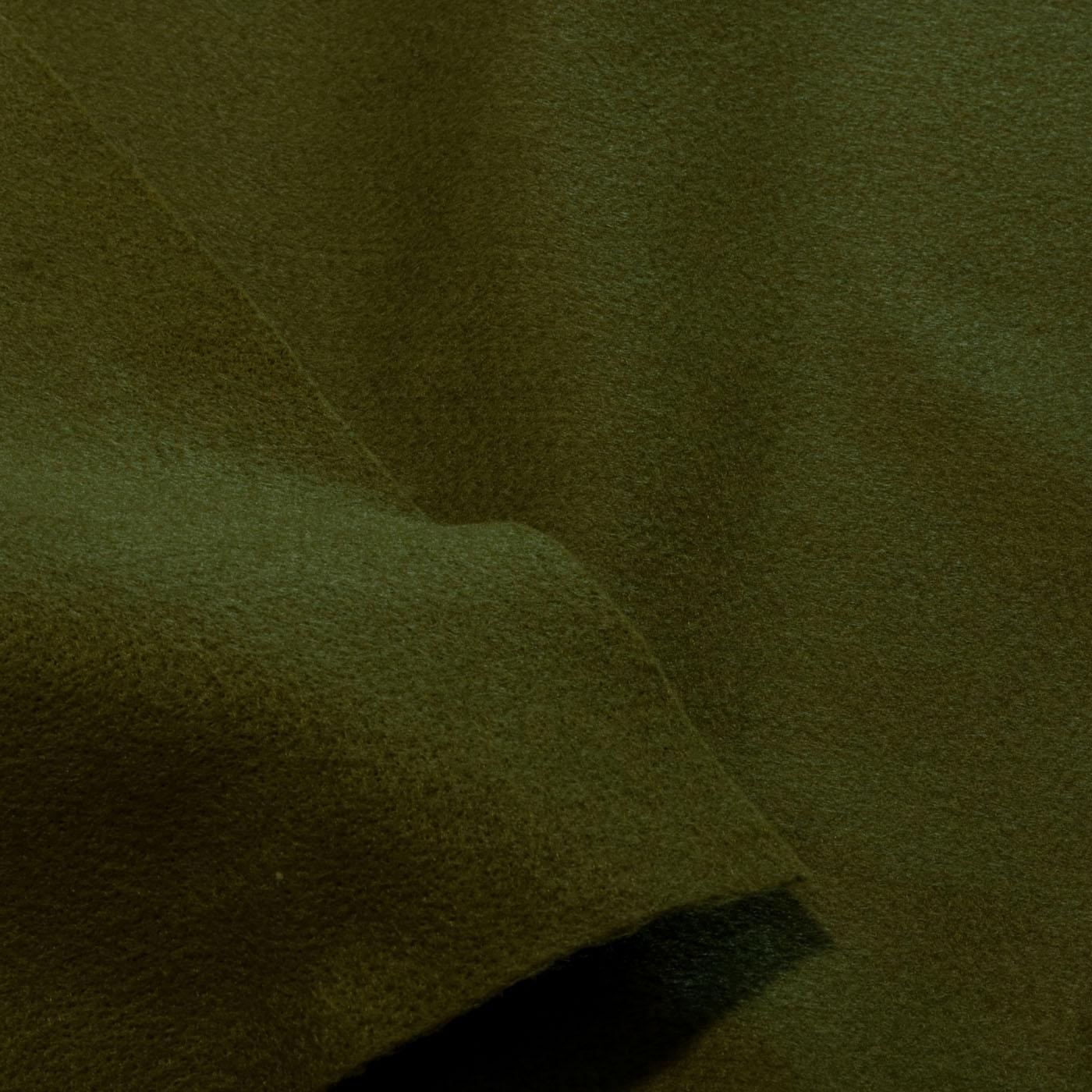 Tecido Feltro 100% Poliester 1,20 Mt Largura Verde Musgo