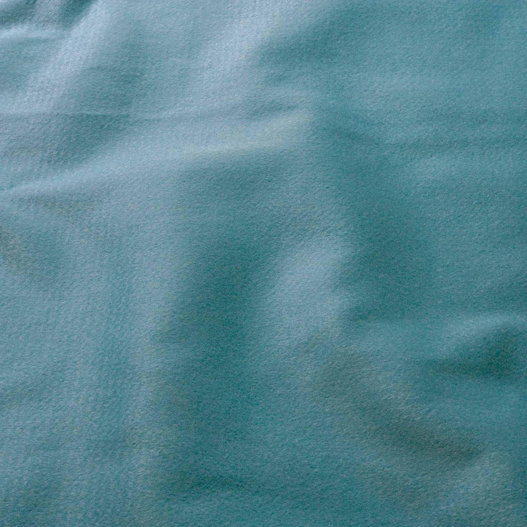 Tecido Feltro 100% Poliester 1,40 m Largura Azul Turquesa