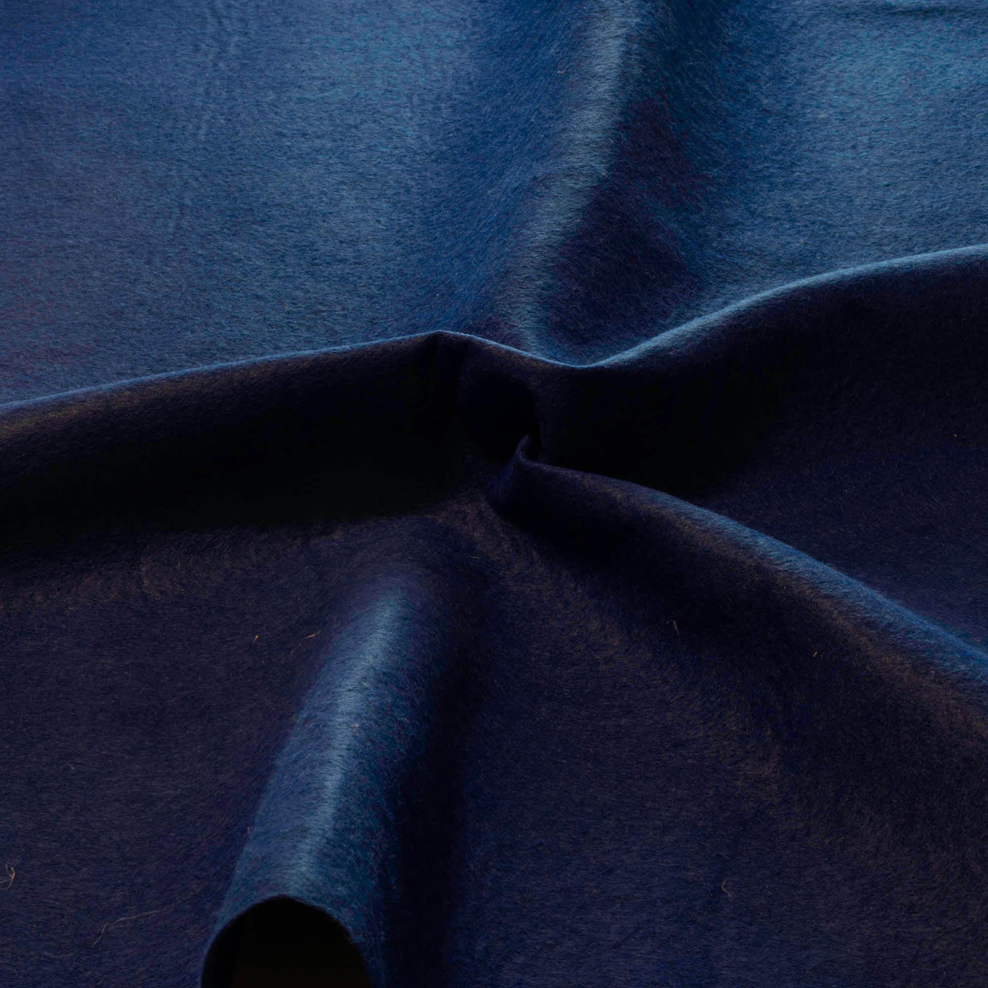 Tecido Feltro Azul Royal 100% Poliester 1,40 m Largura