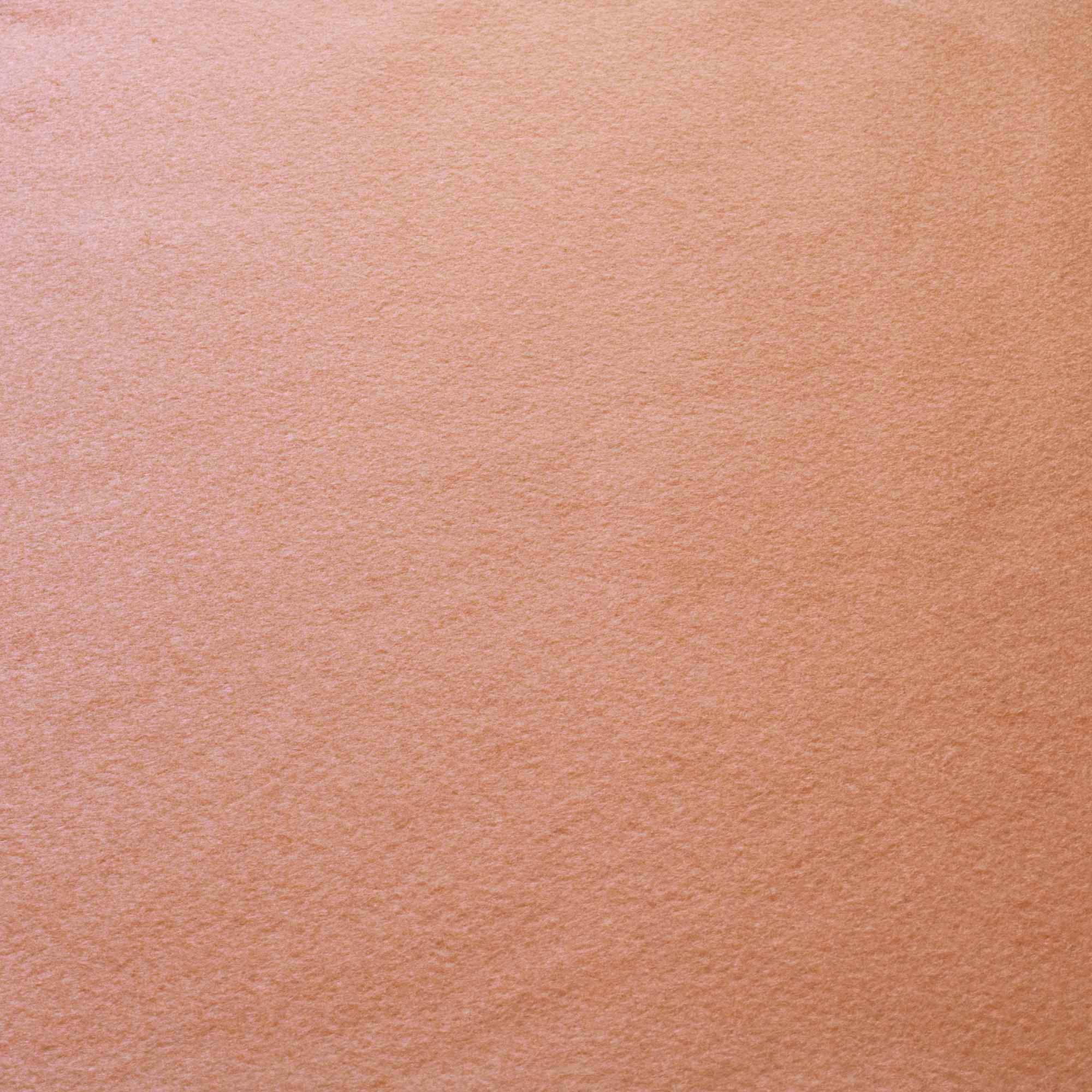 Tecido Feltro Cor da Pele 100% Poliester 1,40 m Largura