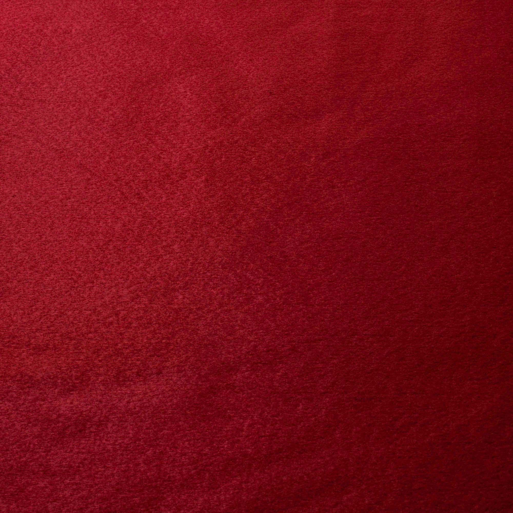 Tecido Feltro Vermelho 100% Poliester 1,40 m Largura