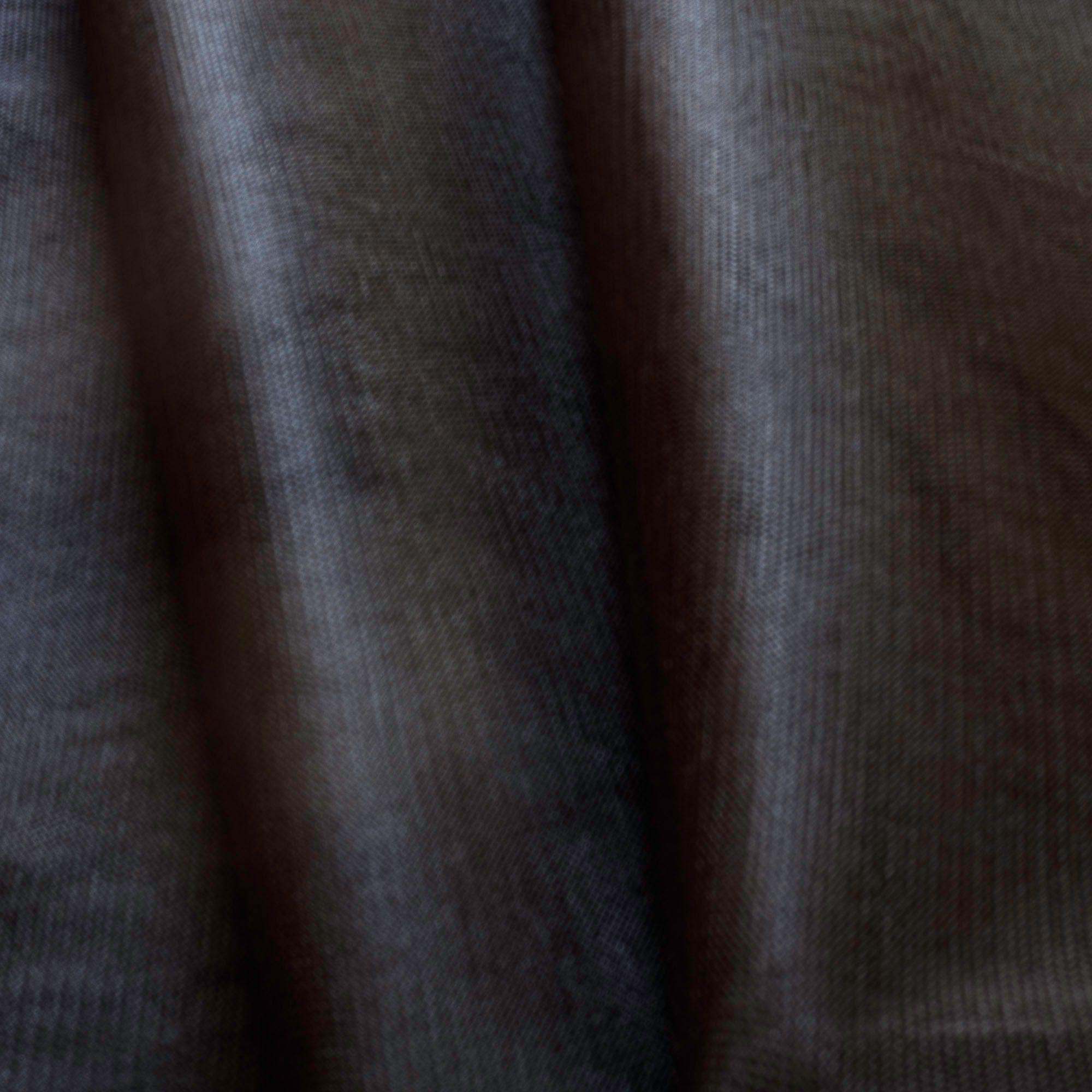 Tecido Filó Preto 100% Poliamida 3 m Largura
