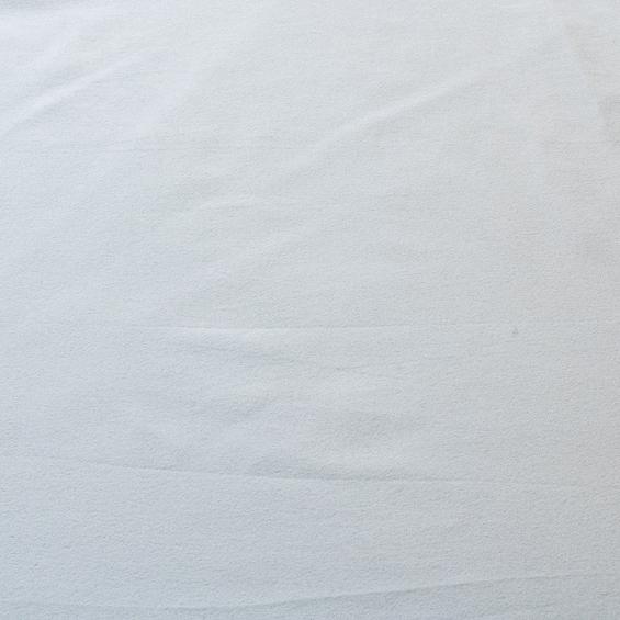 Tecido Gabardine Liso Two Way Com Elastano Azul Claro