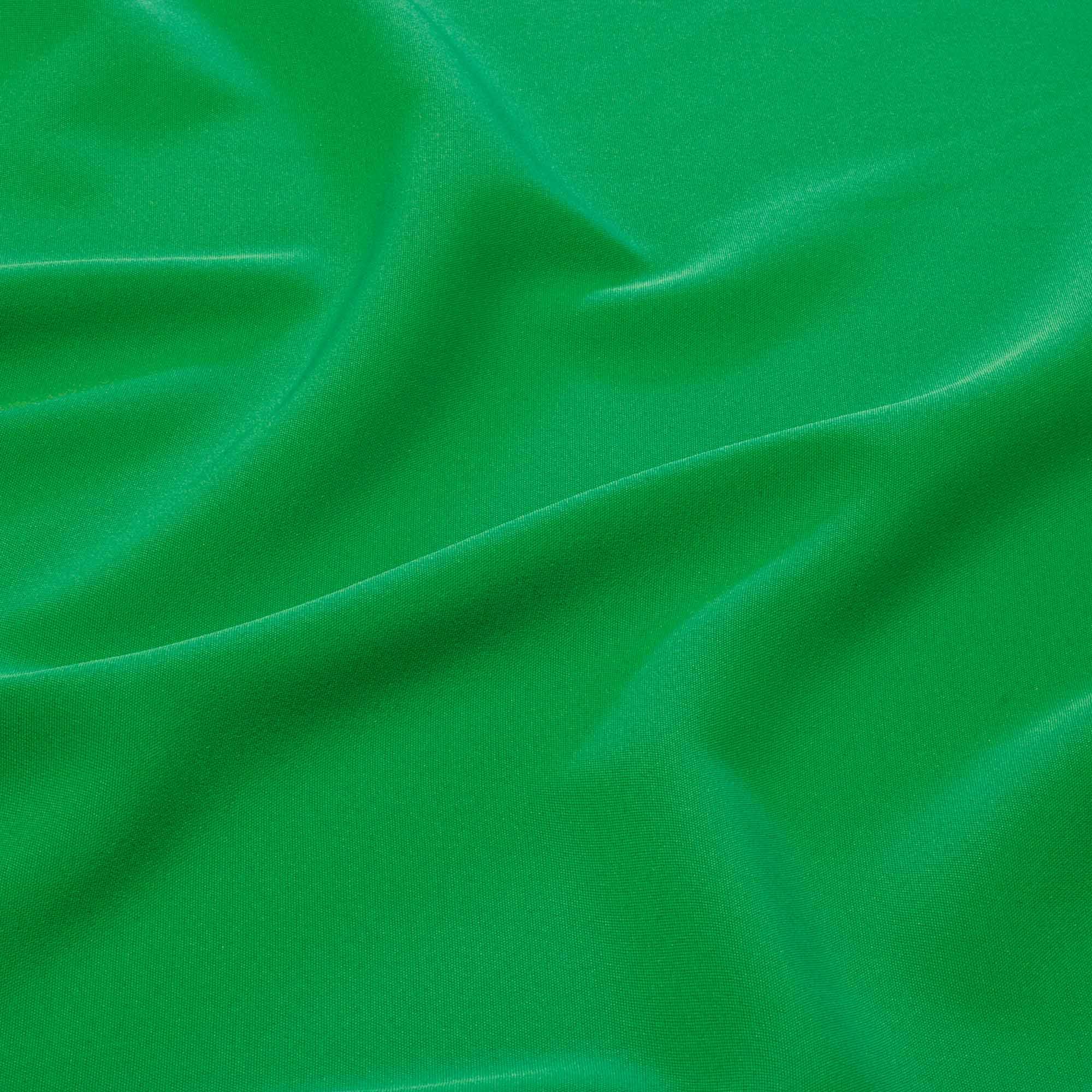 Tecido Gabardine Two Way Verde Folha Com Elastano 1,50 Mt Largura