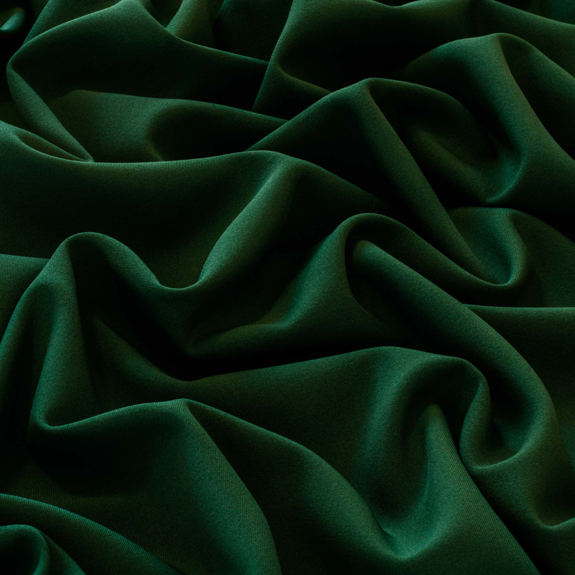 Tecido Gabardine Two Way Verde Militar Com Elastano 1,50 Mt Largura