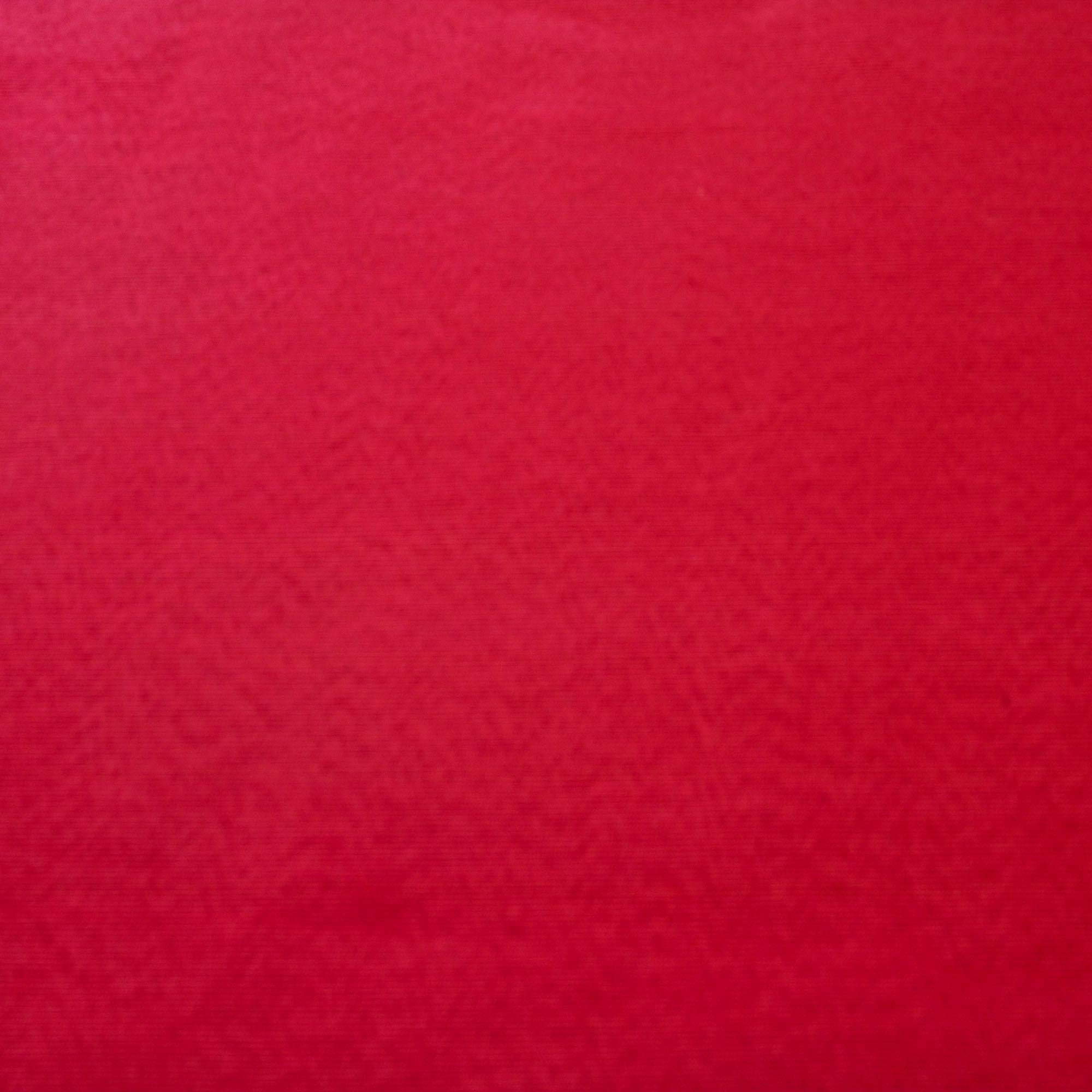 Tecido Gorgurinho Vermelho 52% Poliester 48% Algodão 1,50 m Largura
