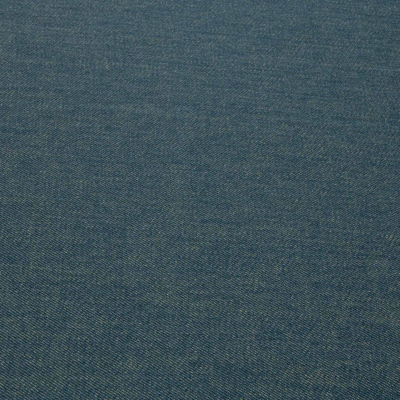 Tecido Jeans Delave 100% Algodao 1,80 Mt Largura Azul Índigo