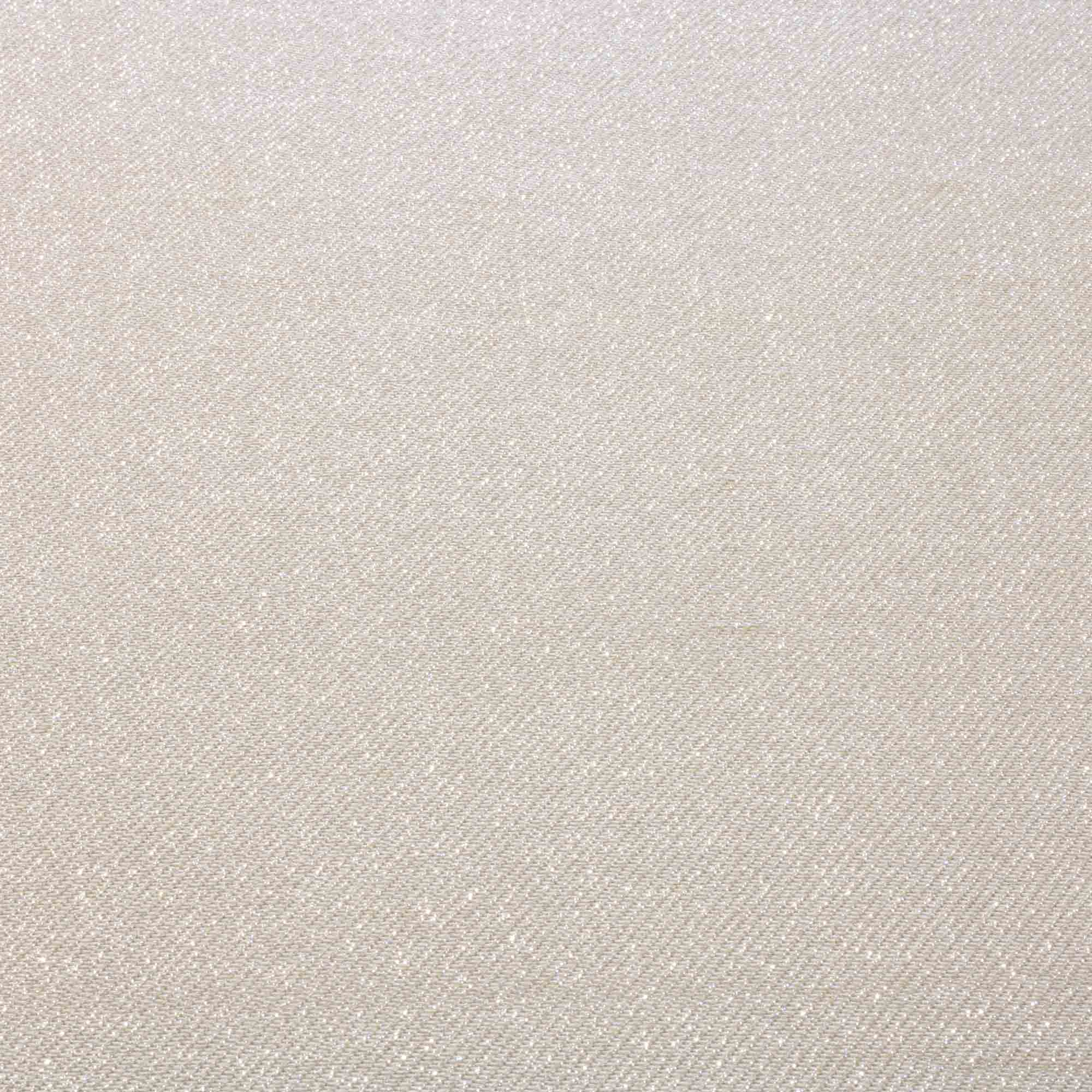 Tecido Lurex Branco Gelo Brilho Fios Prata 1,70 Mt Largura