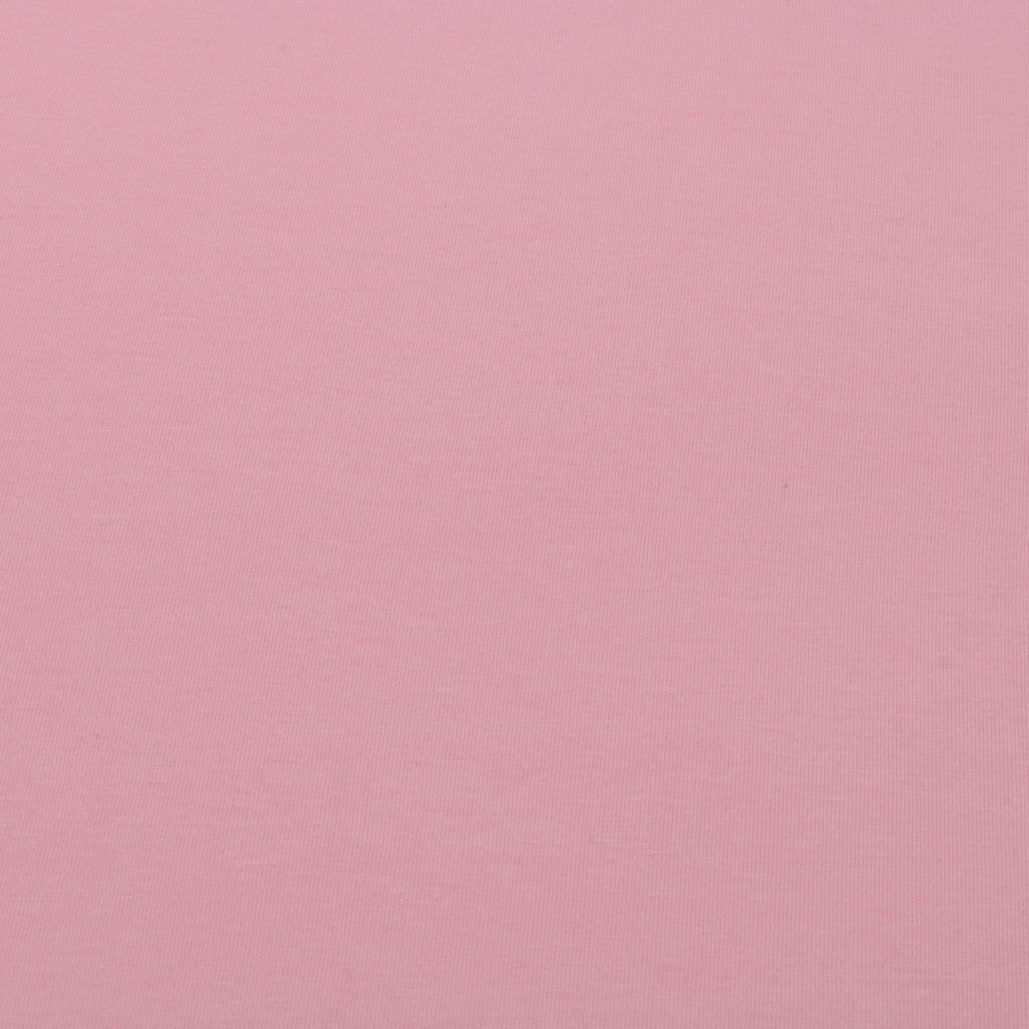 Tecido Malha de Algodão 100% Algodão 1,60 Mt Largura Rosa