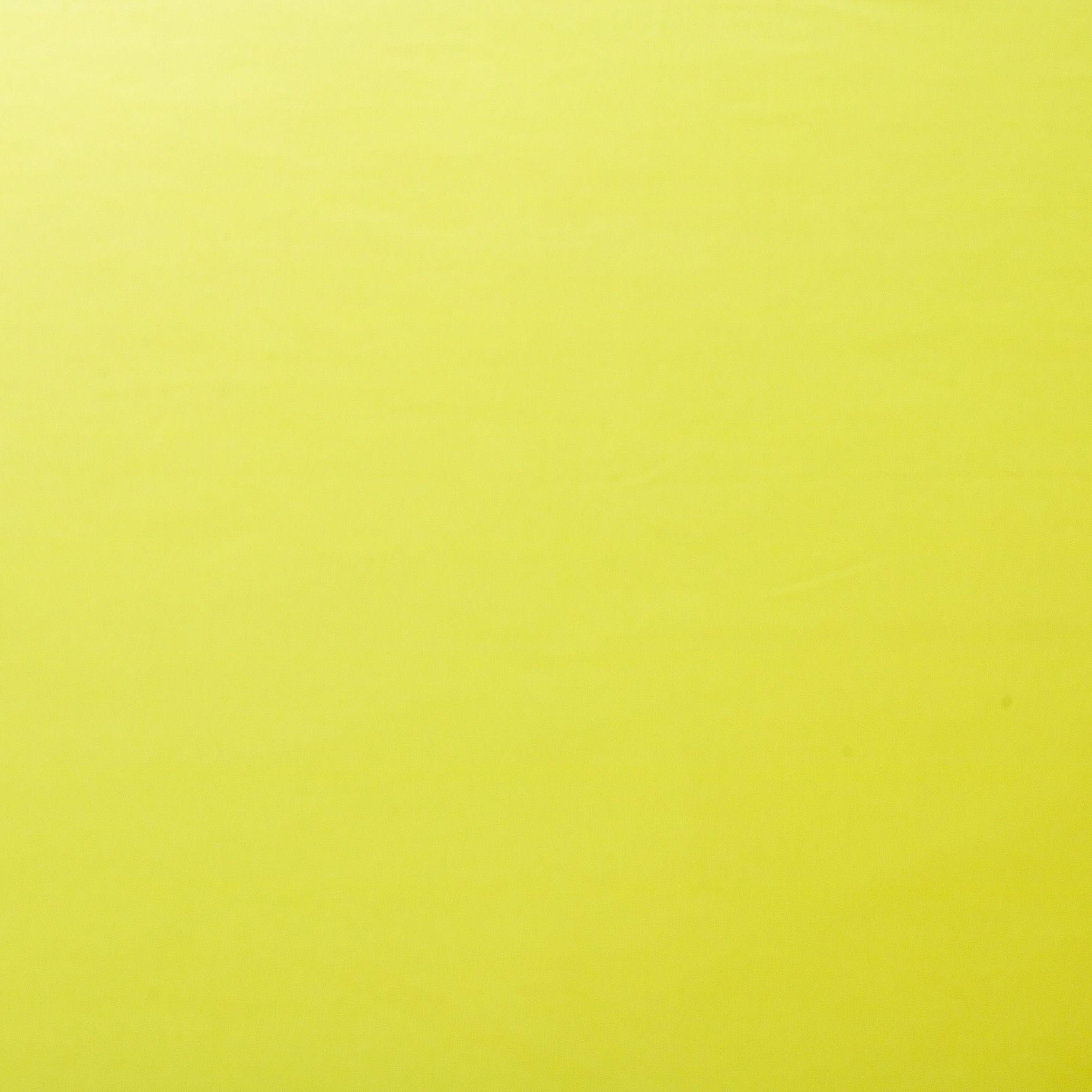 Tecido Malha Helanca Light Amarelo Neon 100% Poliester 1,80 mt Largura