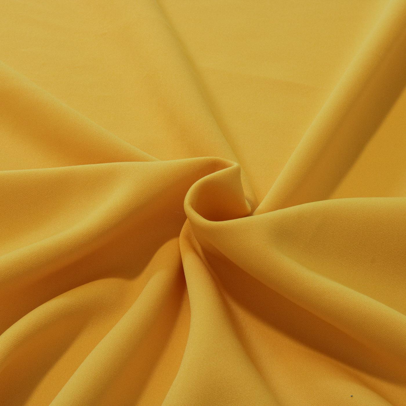 Tecido Malha Neoprene 1,60 m Largura Amarelo Canario