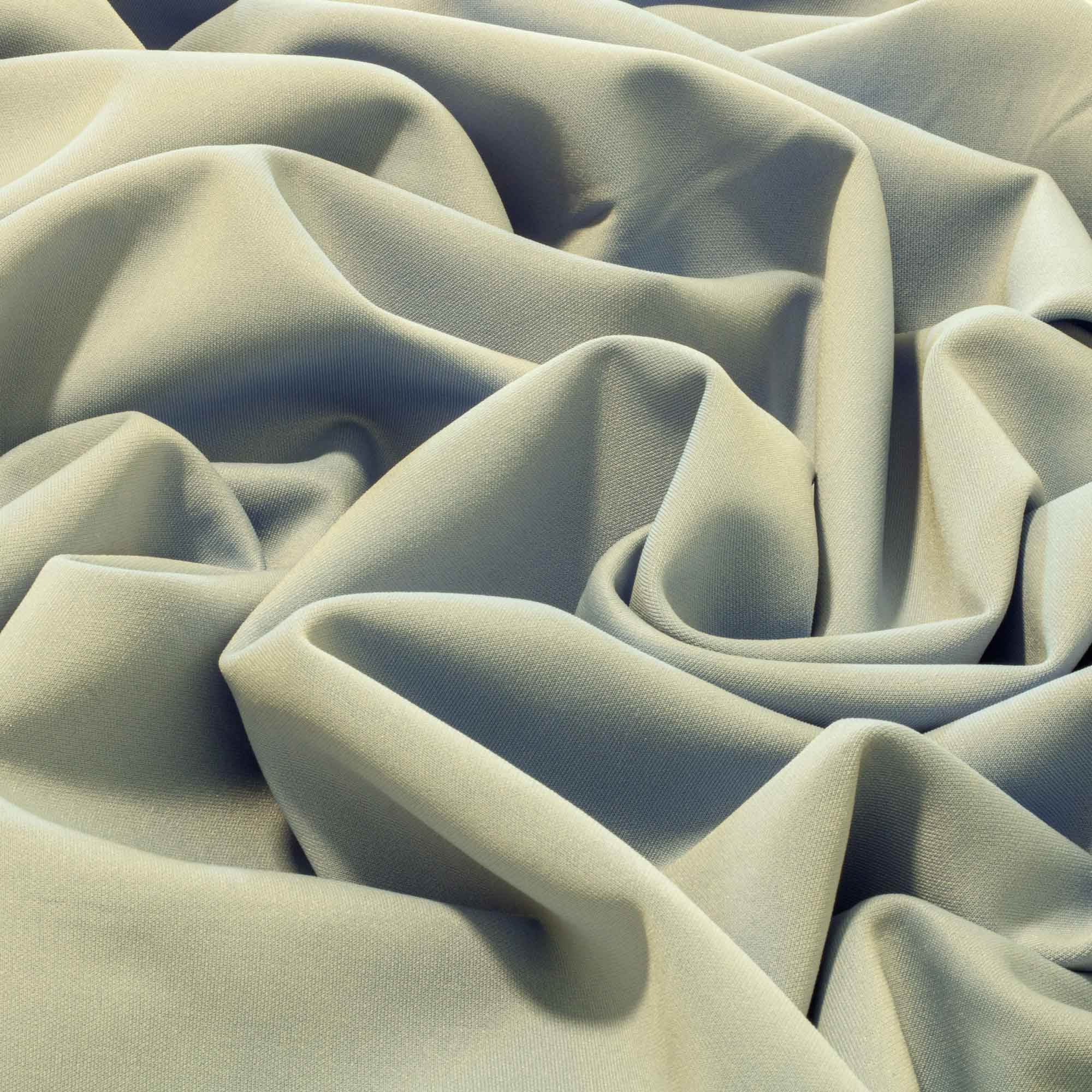 Tecido Malha Neoprene 95% Poliester 5% Elastano Azul Claro