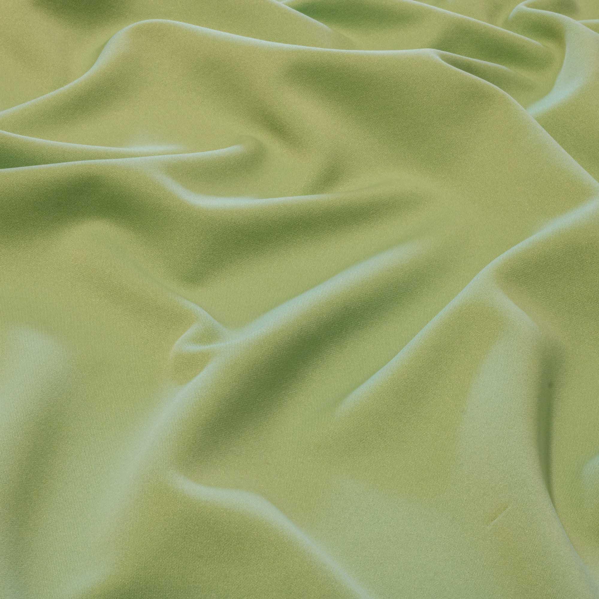 Tecido Malha Neoprene 95% Poliester 5% Elastano Verde Água