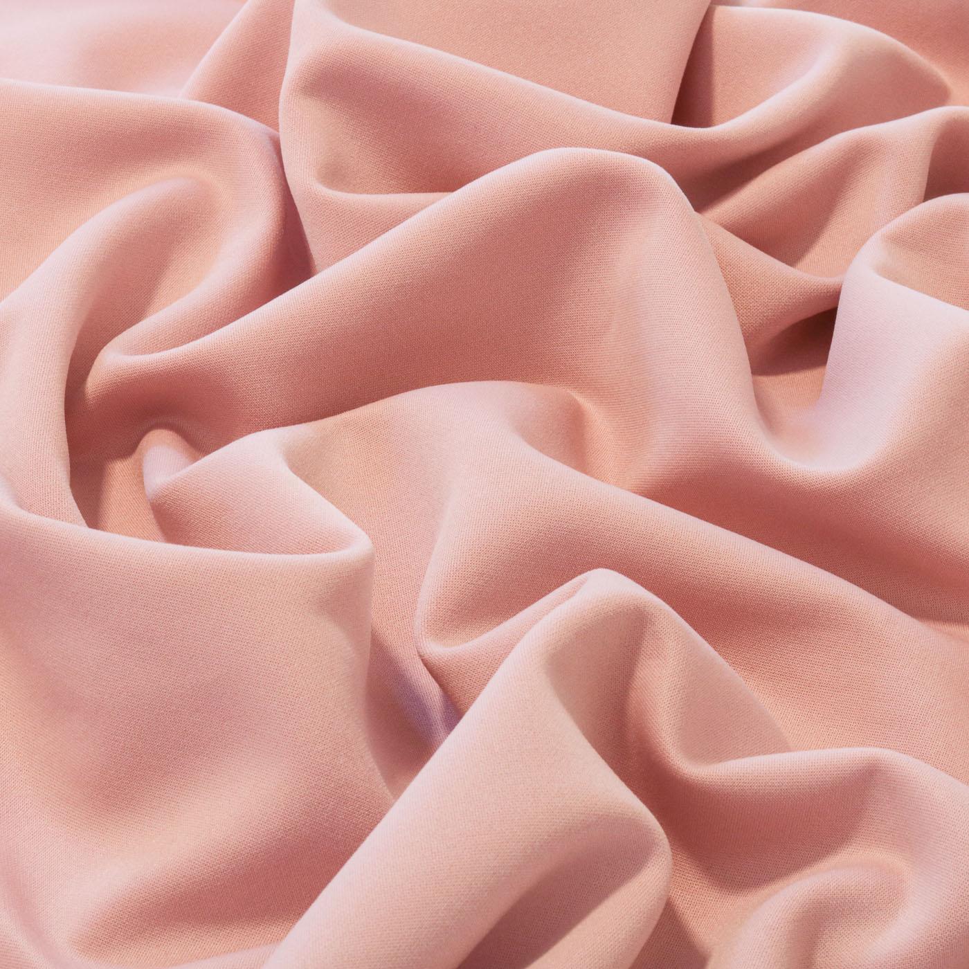 Tecido Malha Neoprene Liso 95% Poliester 5% Elastano Rose
