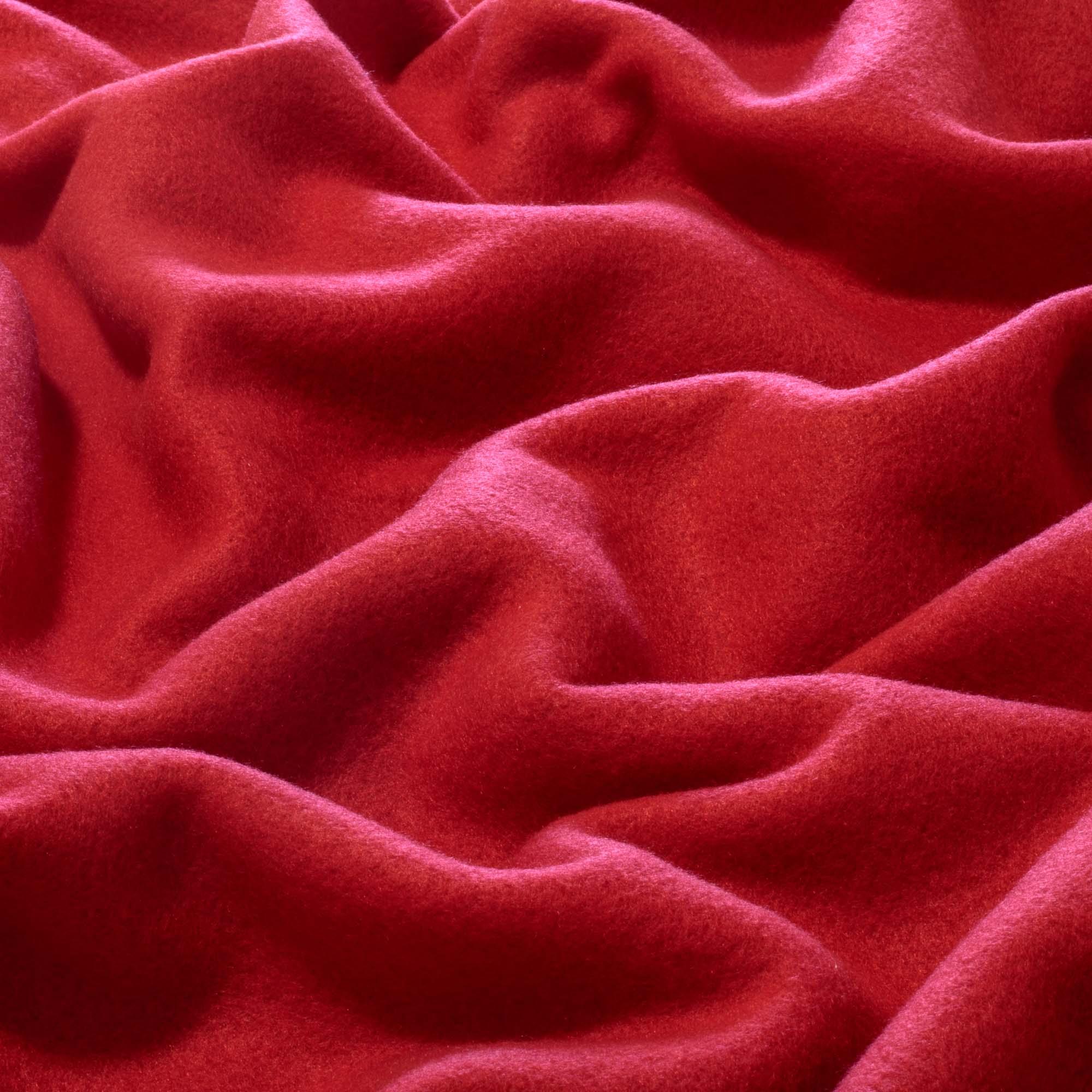 Tecido Malha Soft Vermelha 100% Poliester 1,60 m Largura