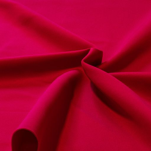 Tecido Malha Neoprene Rosa Pink 95% Poliester 5% Elastano 1,60 m Largura