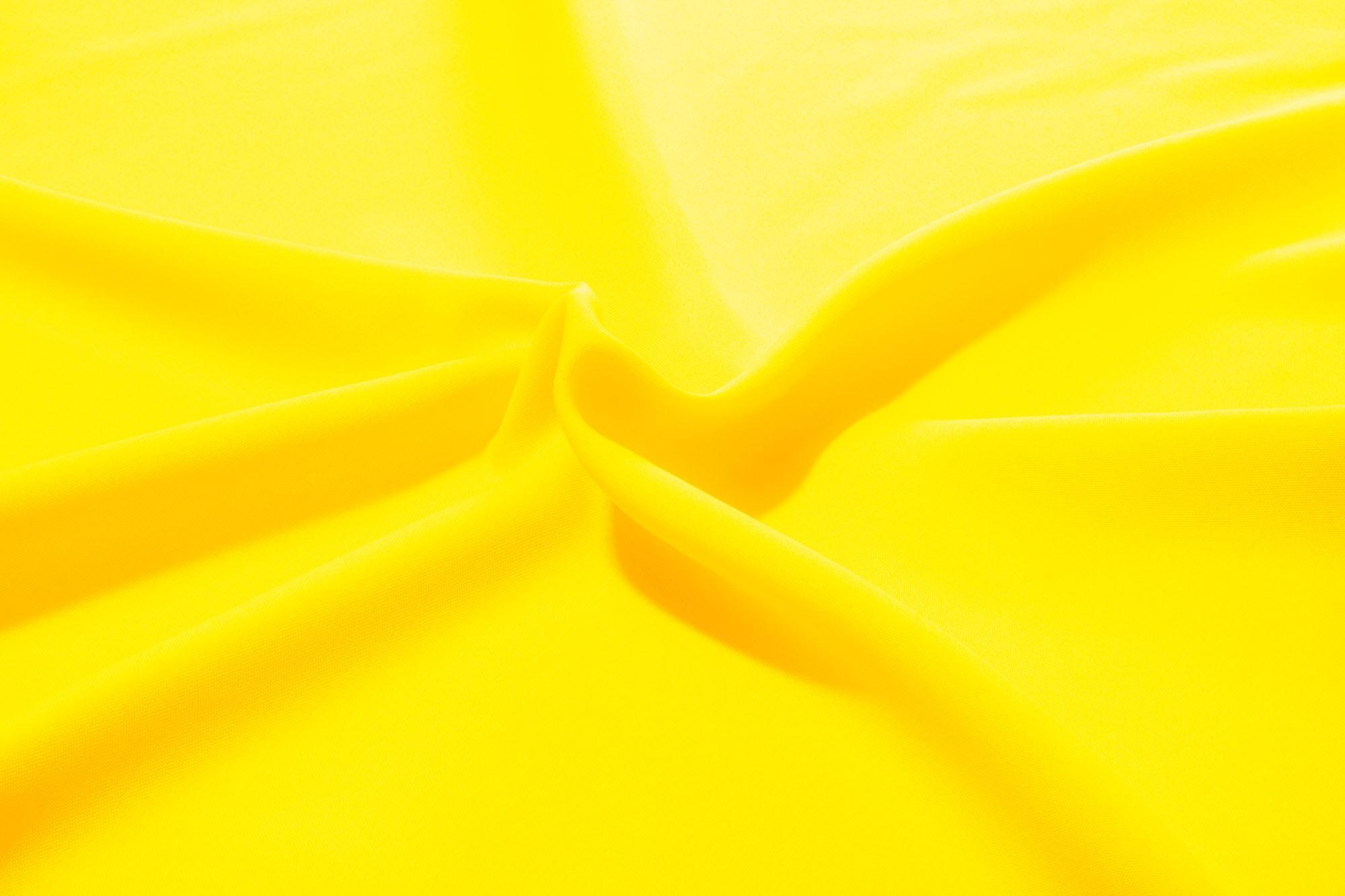 Tecido Oxford 100% Poliester 1,50 m Largura Amarelo Canario