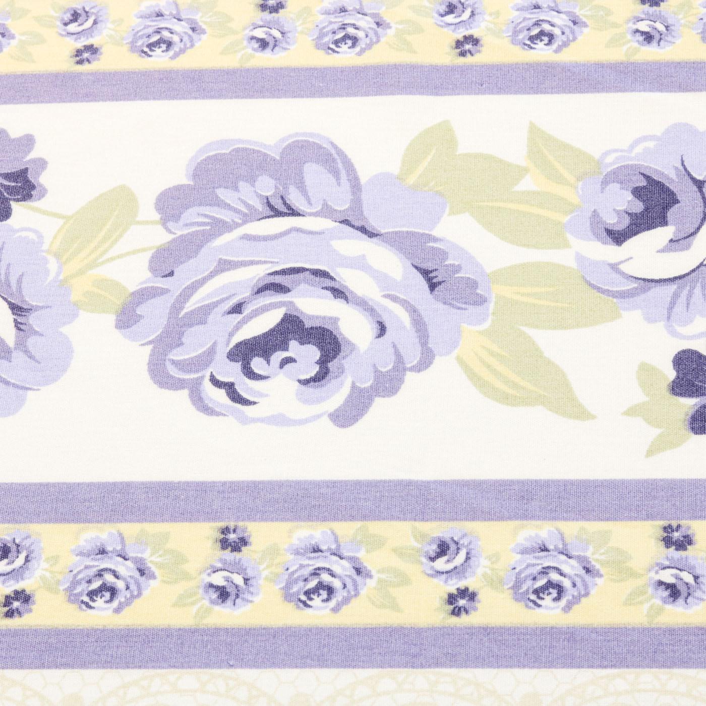 Tecido Percal Estampado 180 Fios 2,50m Largura Flores Azuis