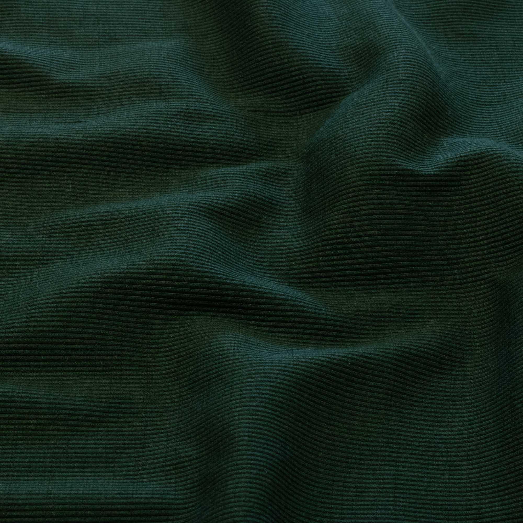 Tecido Punho Canelado 2:1 Verde Militar