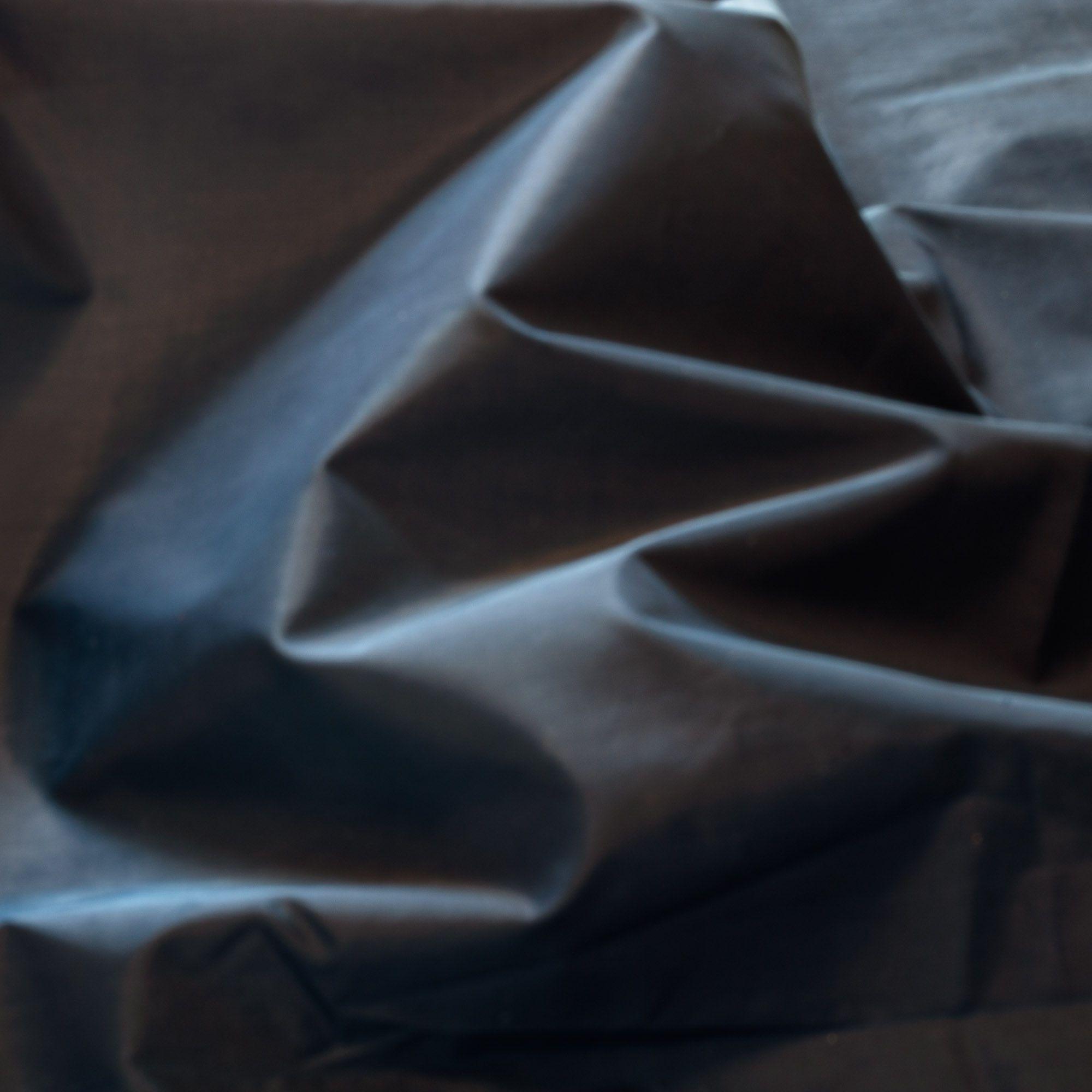 Tecido Tafeta Azul Marinho 100% Poliester 1,40 m Largura