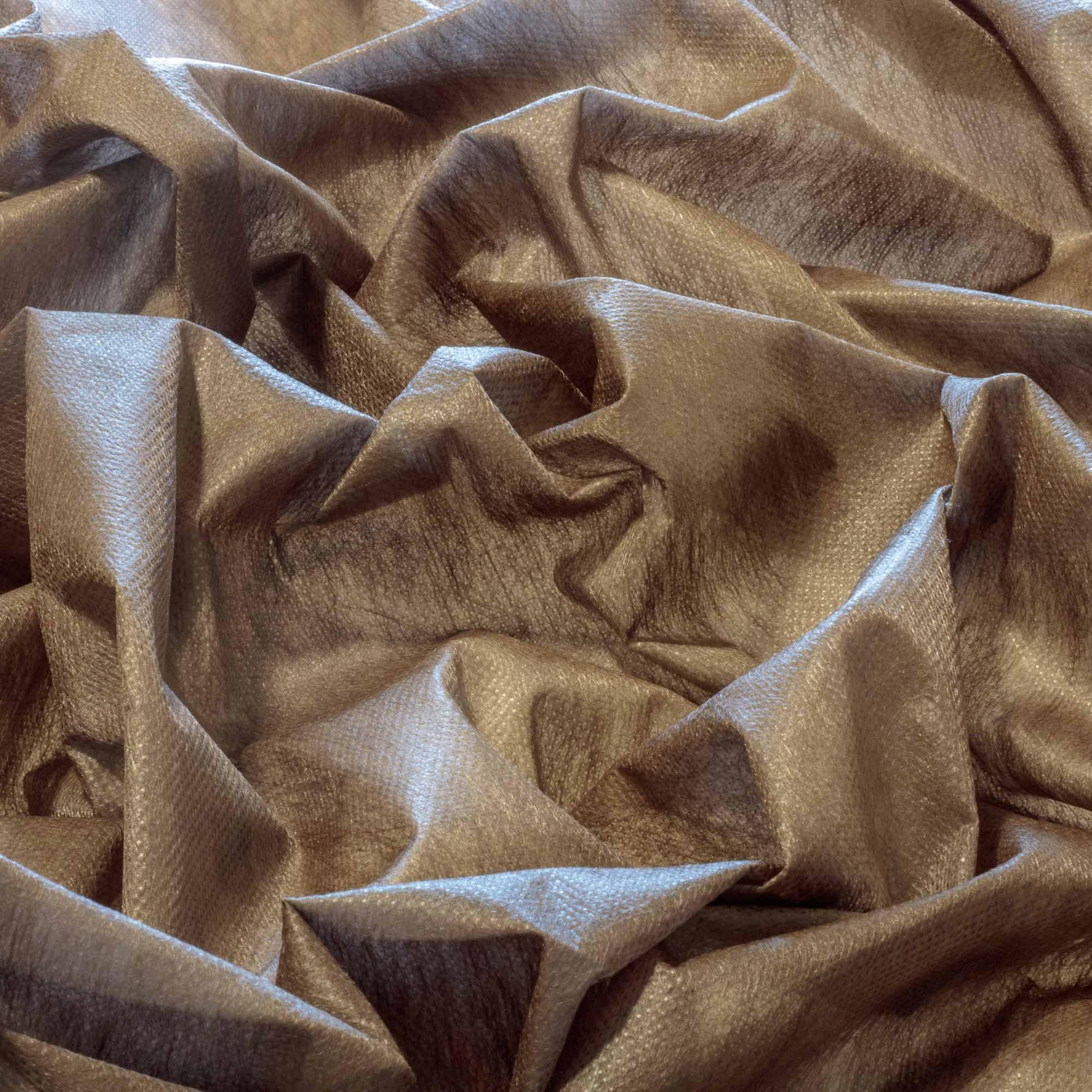 Tecido TNT Marrom 100% Poliamida 1,40 m Largura