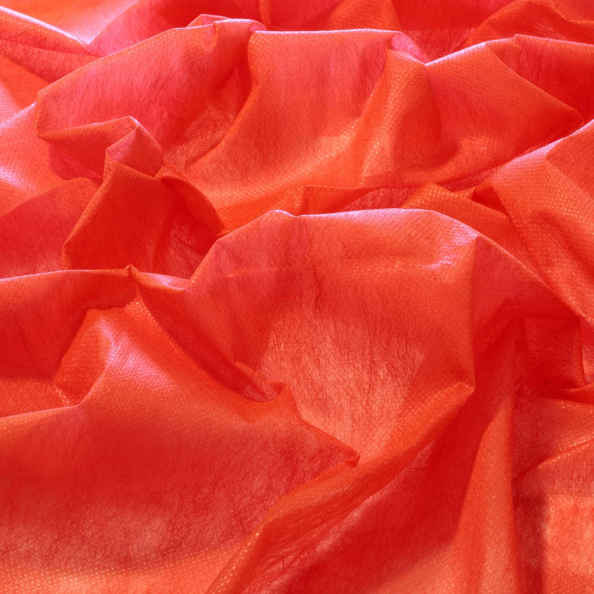 Tecido TNT Vermelho 100% Poliamida 1,40 m Largura