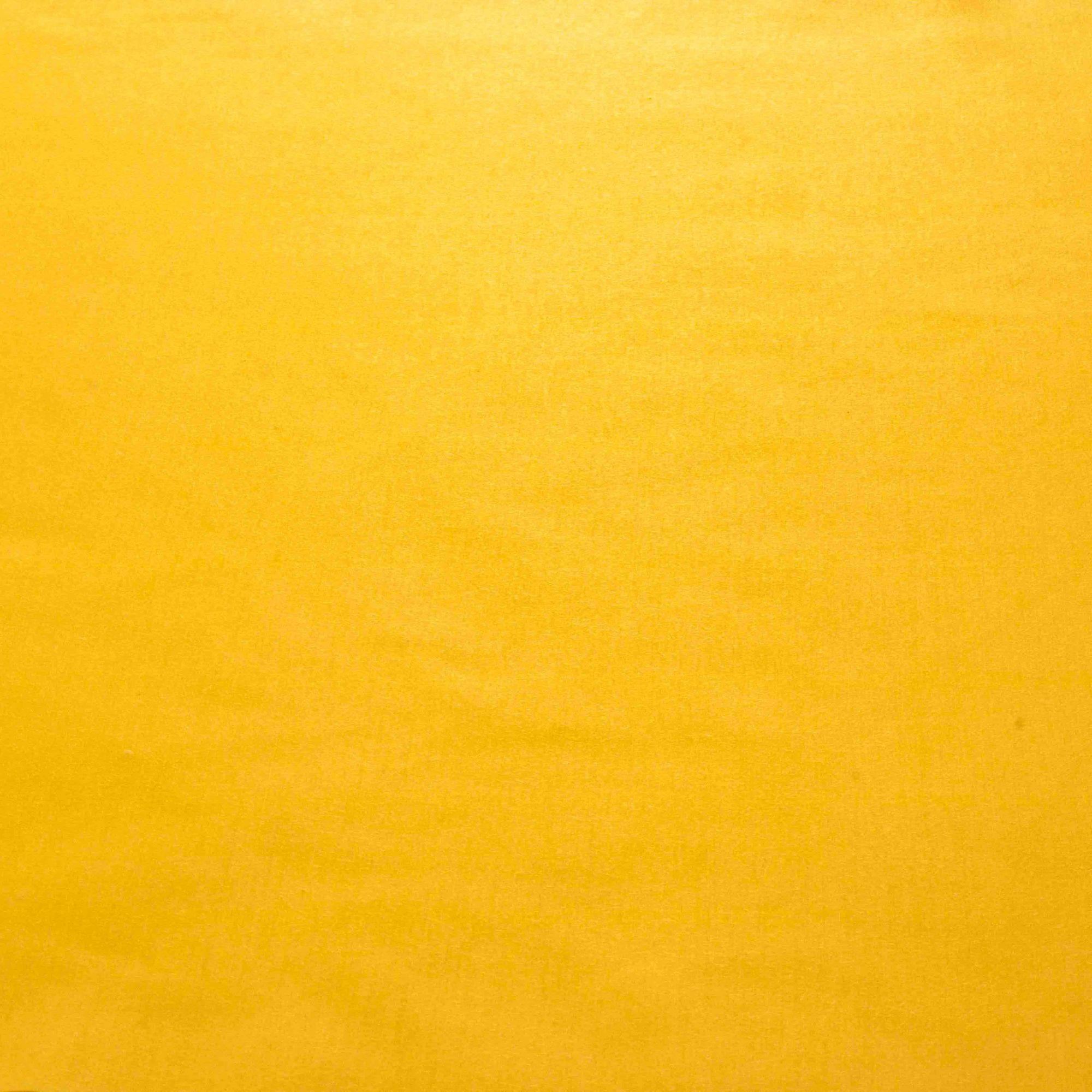 Tecido Tricoline Amarelo Ouro 100% Algodao 1,50 m Largura