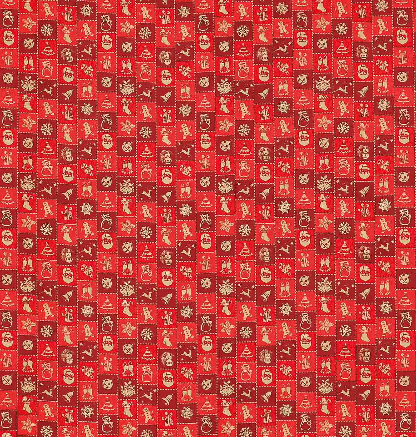 Tecido tricoline estampado dohler 100% algodão natal