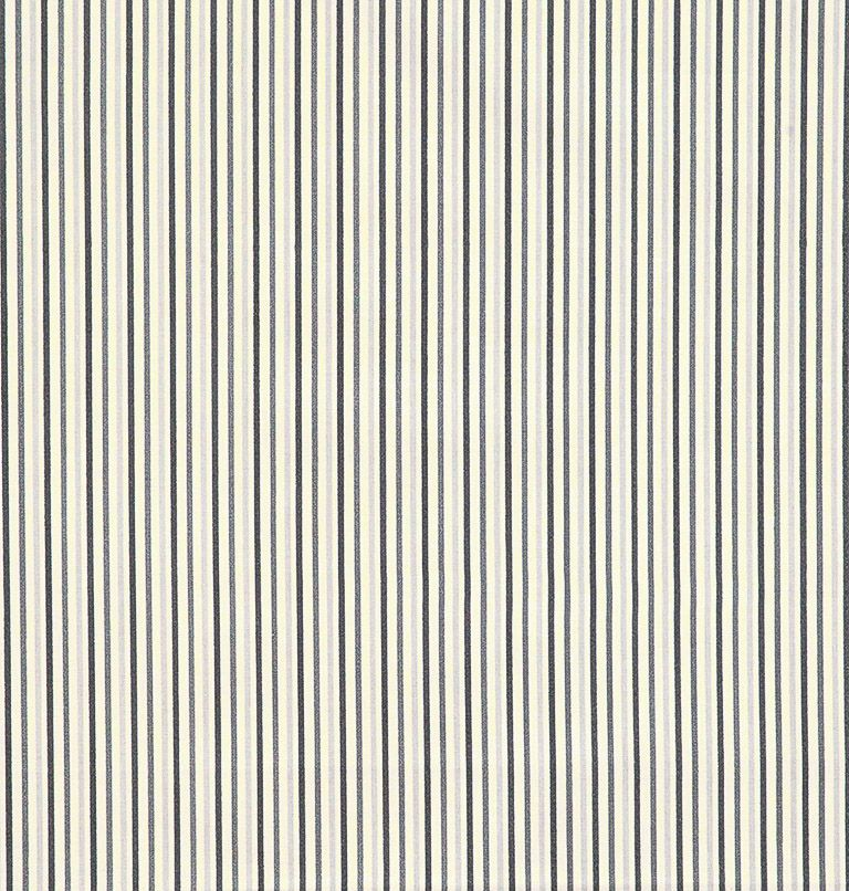 Tecido tricoline estampado patchwork dohler 100% algodão listrado cinza