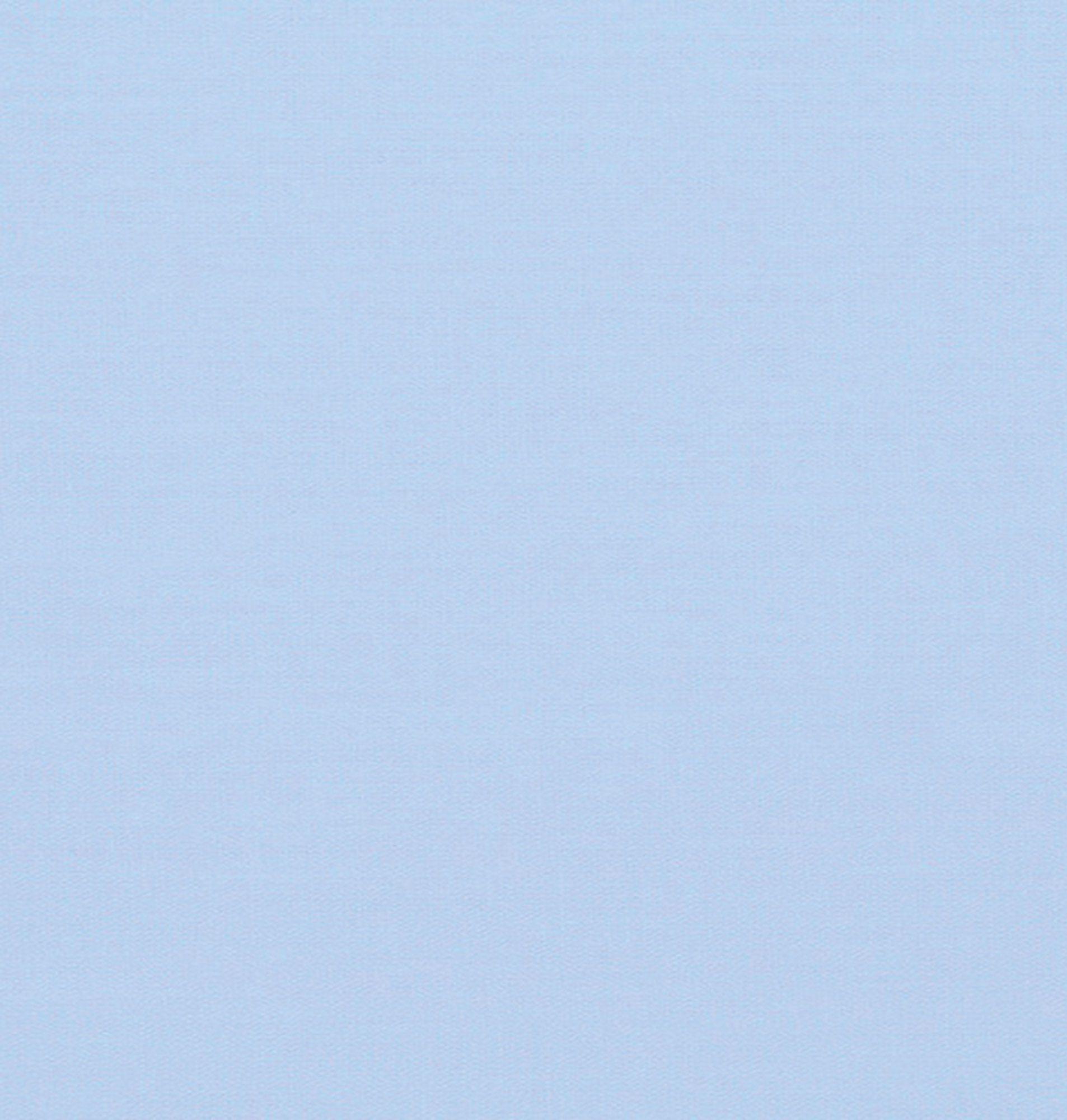 Tecido tricoline liso dohler 100% algodão azul claro