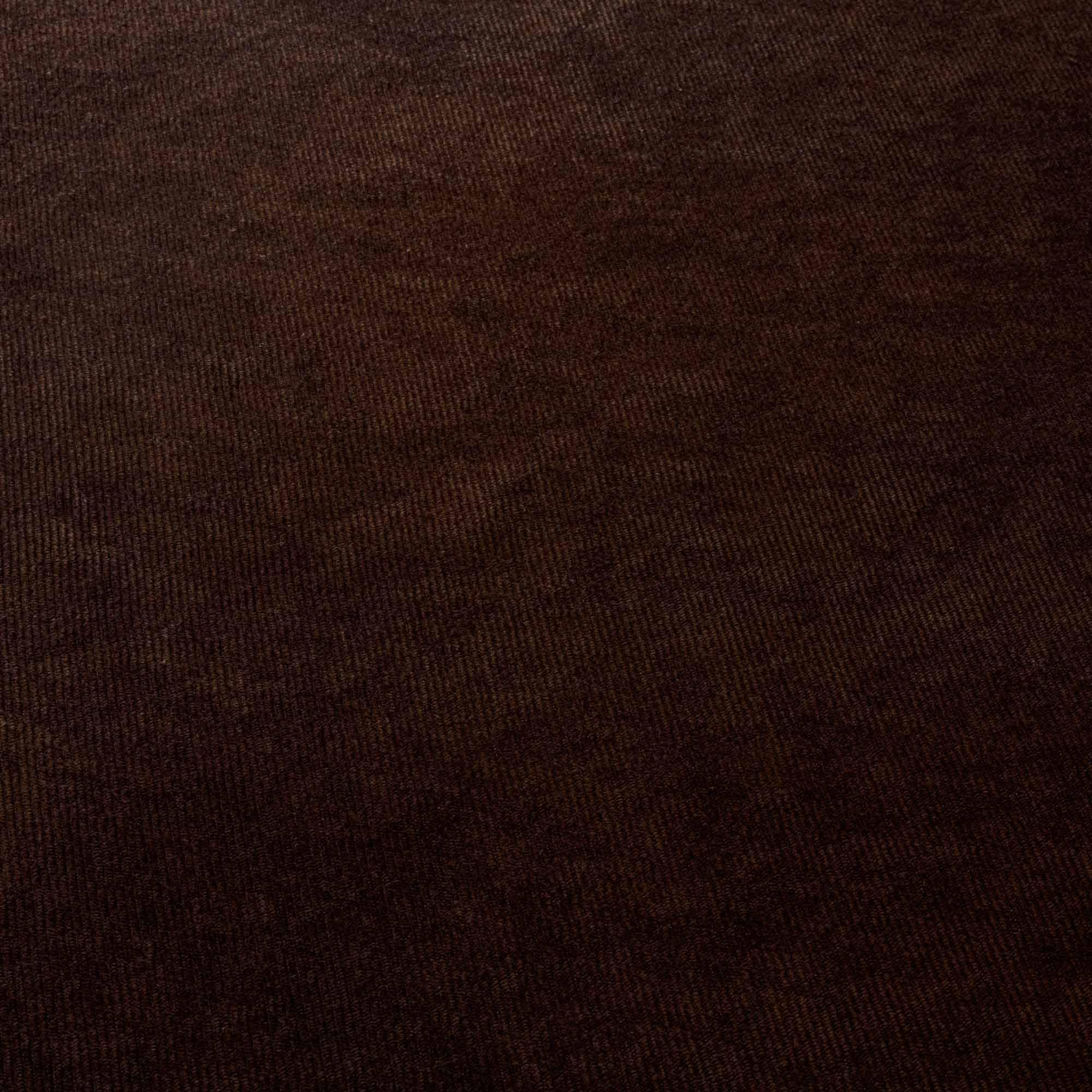 Tecido Veludo Cotele Marrom 1,40 Mt Largura